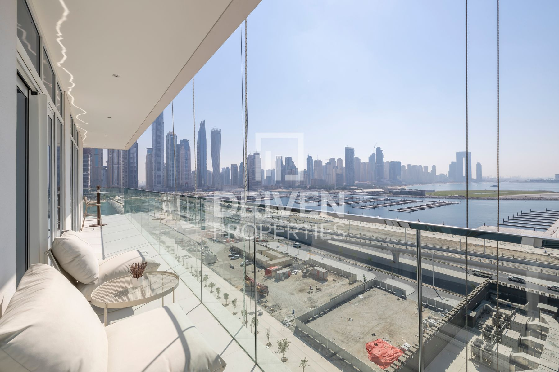 Apartment for Sale in Beach Vista - Dubai Harbour