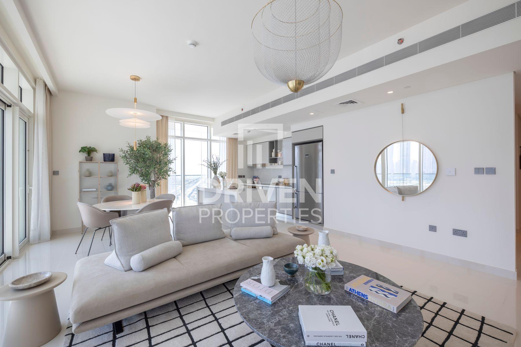Apartment for Sale in Sunrise Bay - Dubai Harbour
