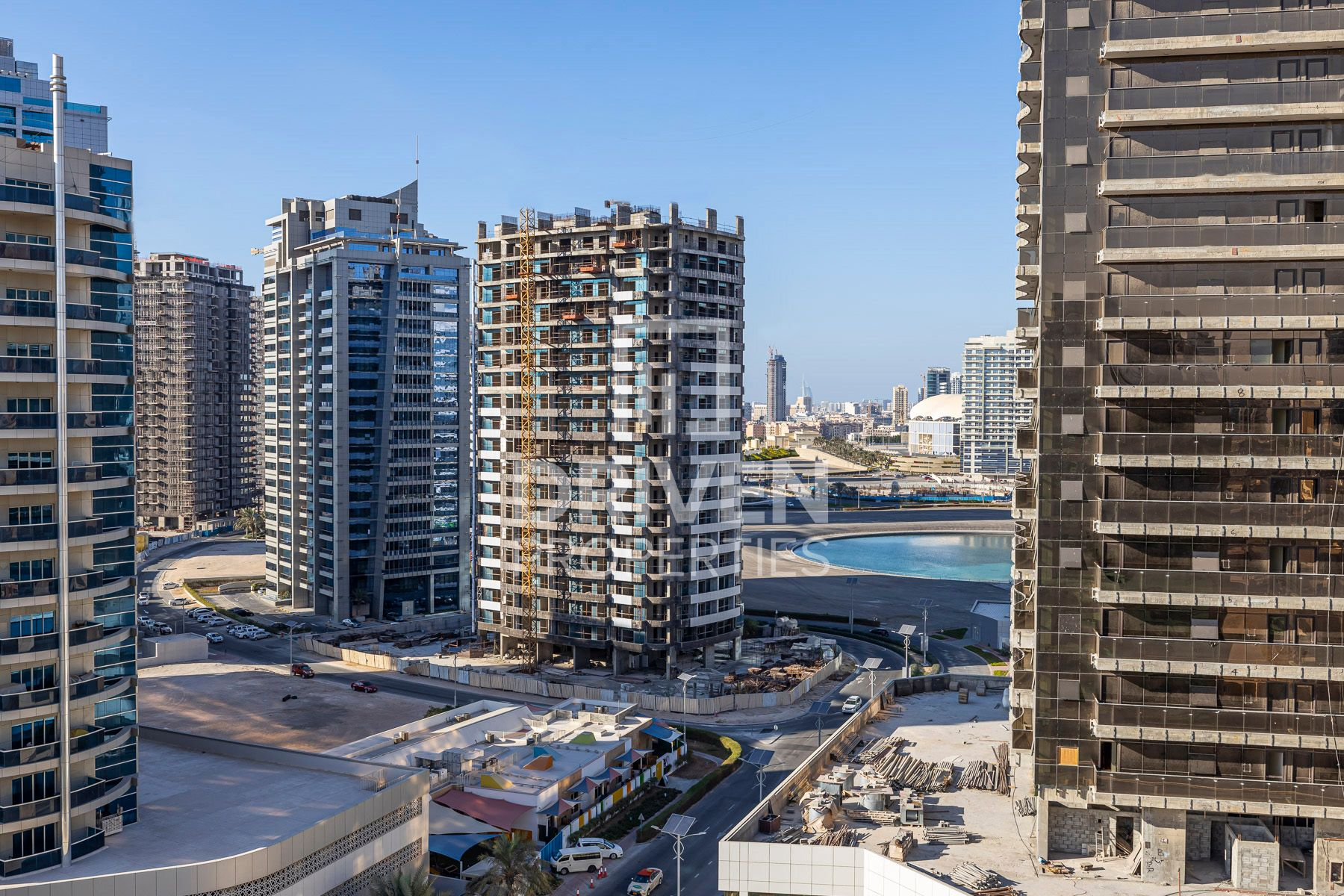 Apartment for Rent in Arena Apartments - Dubai Sports City
