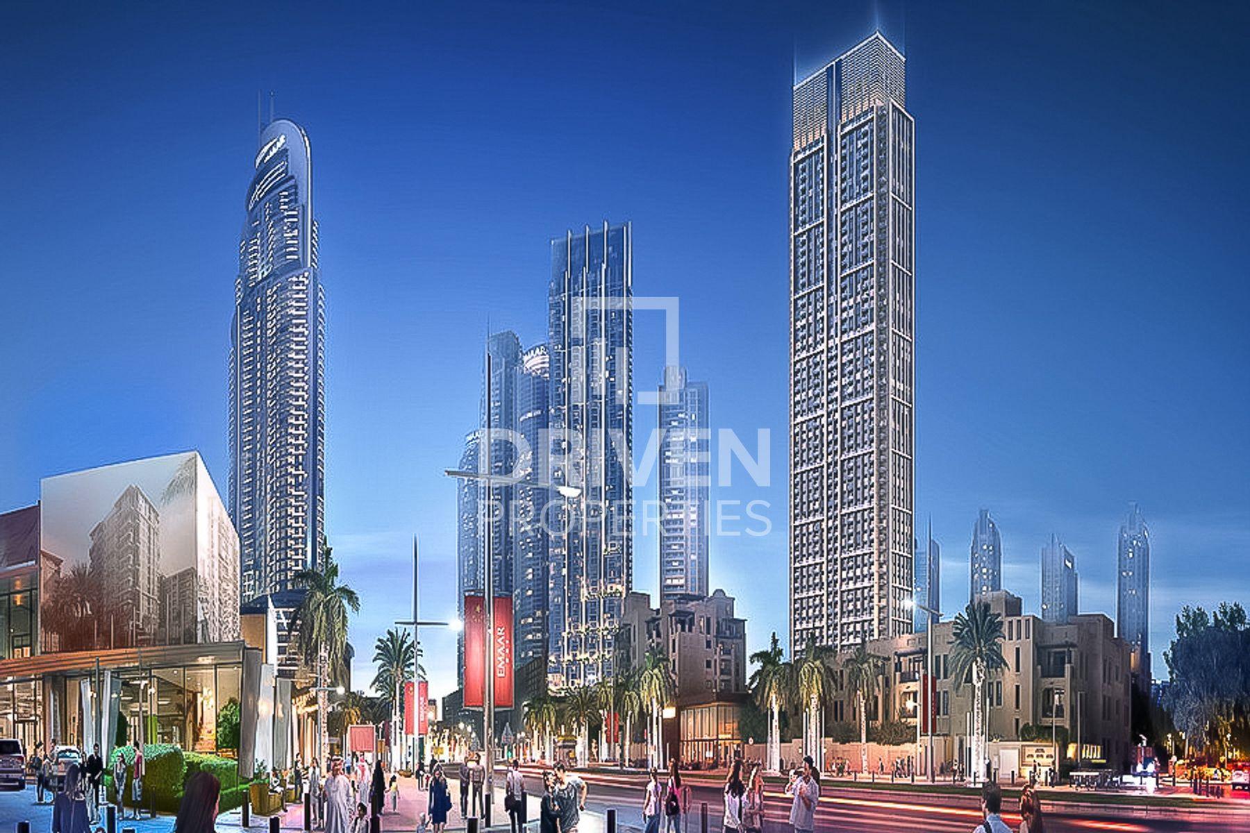 Resale w/ Payment Plan | Full Burj Views