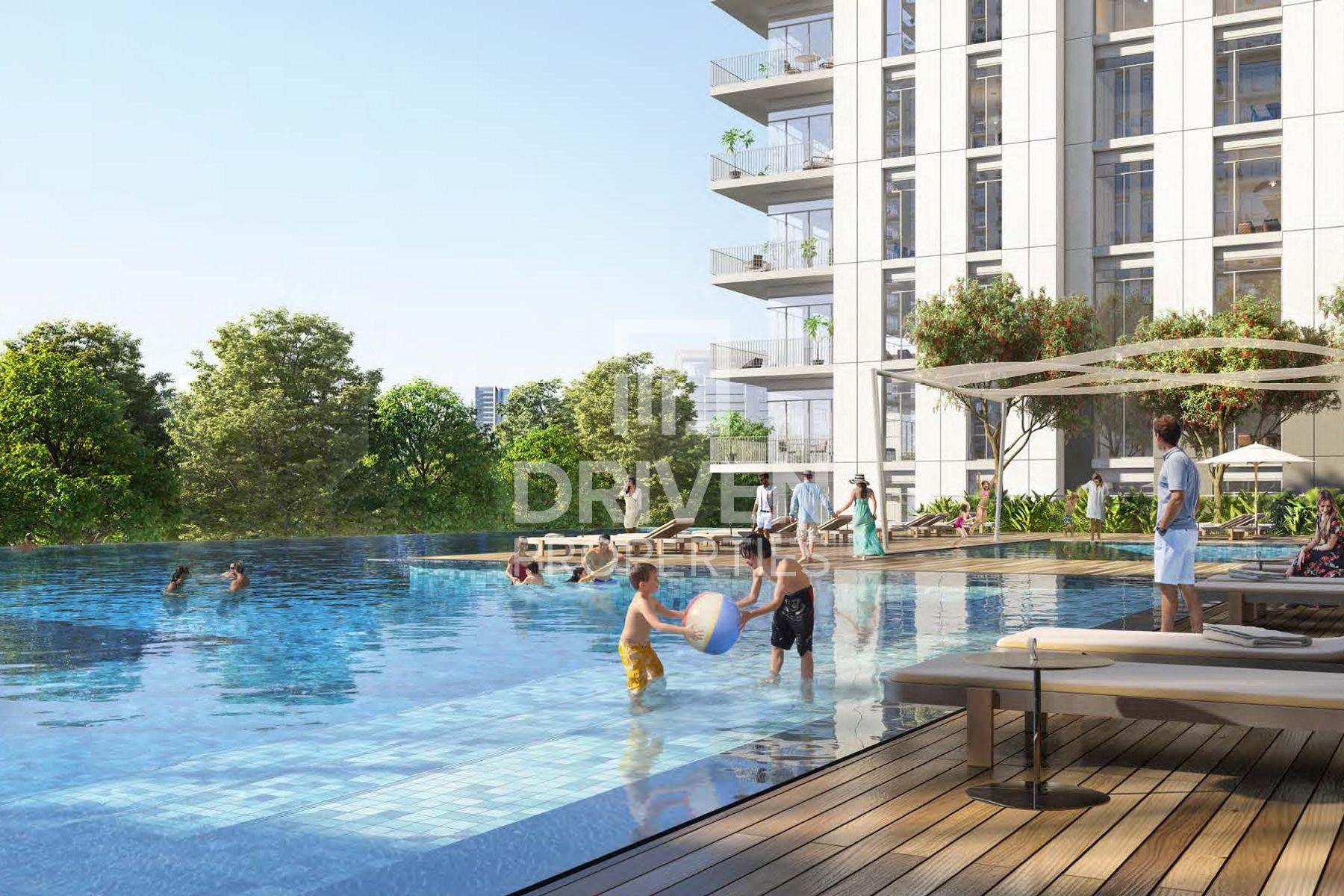 Apartment for Sale in Park Ridge - Dubai Hills Estate