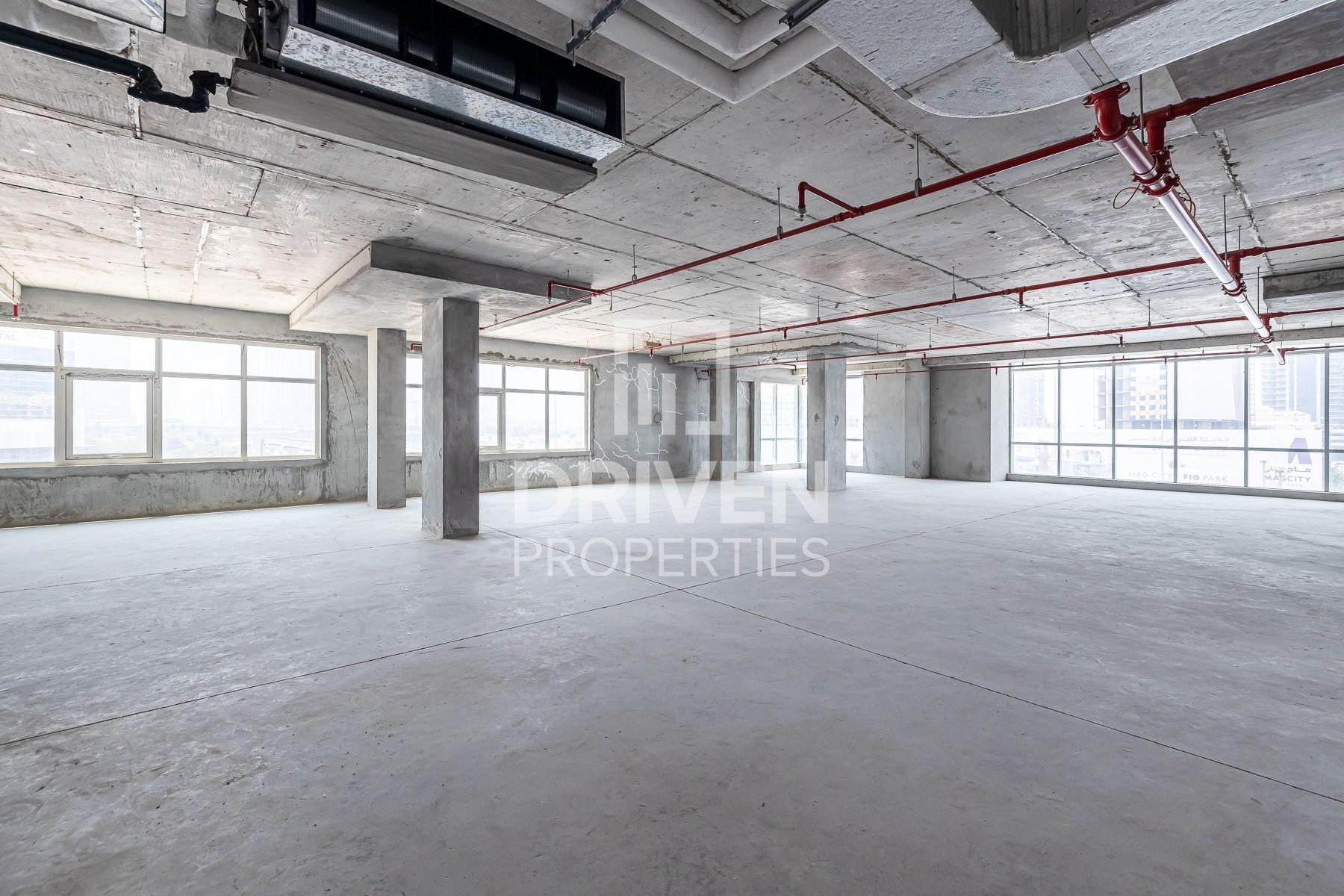 3,080 قدم مربع  مكتب - للايجار - البرشاء