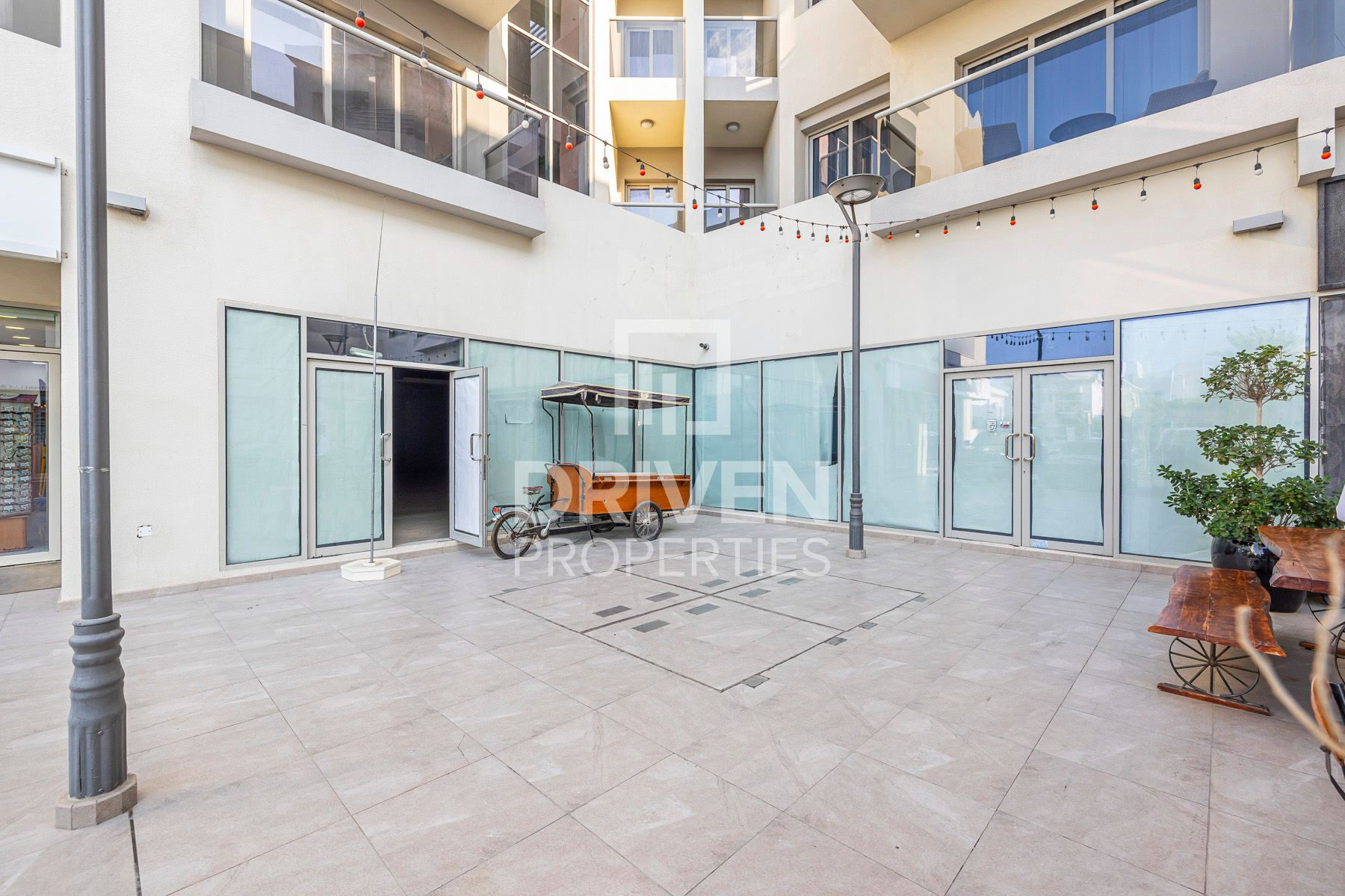 Multiple Options | Courtyard Retail Units