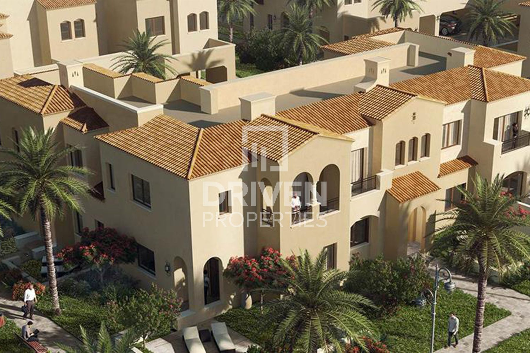 Townhouse for Sale in Amaranta - Dubai Land