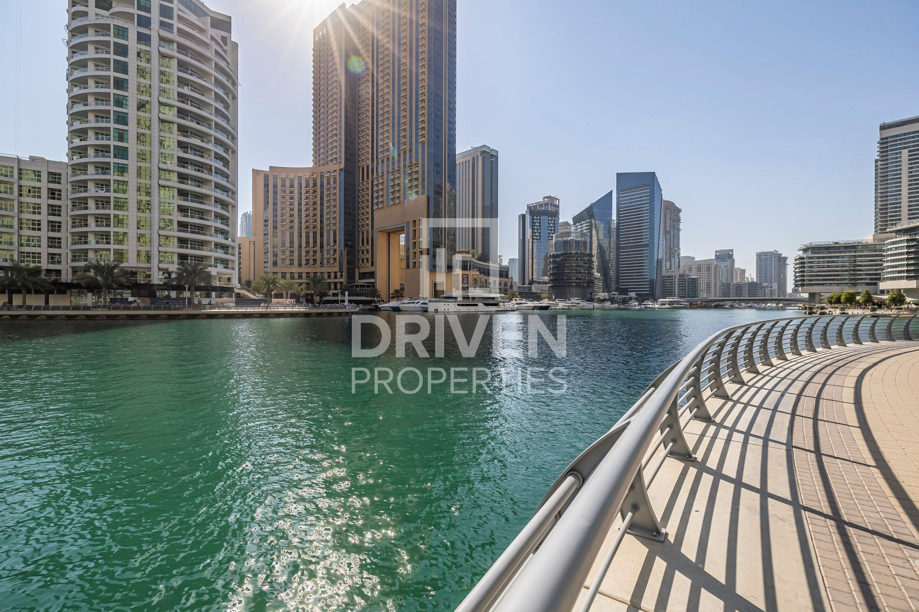Retail for Rent in Continental Tower - Dubai Marina