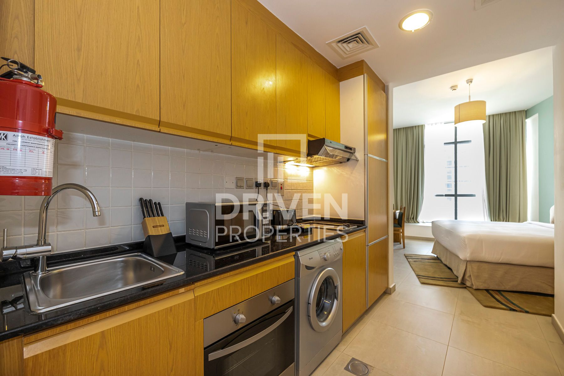 Bright & Fully Furnished | Serviced Unit