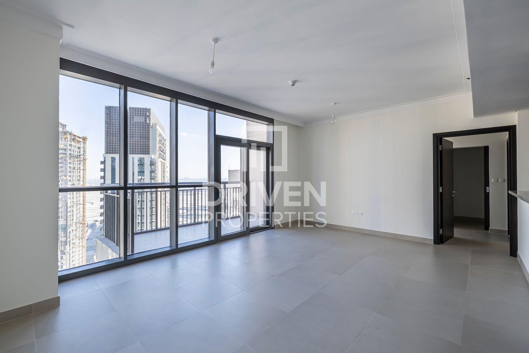 High Floor w/ Fitted Kitchen | BLVD View