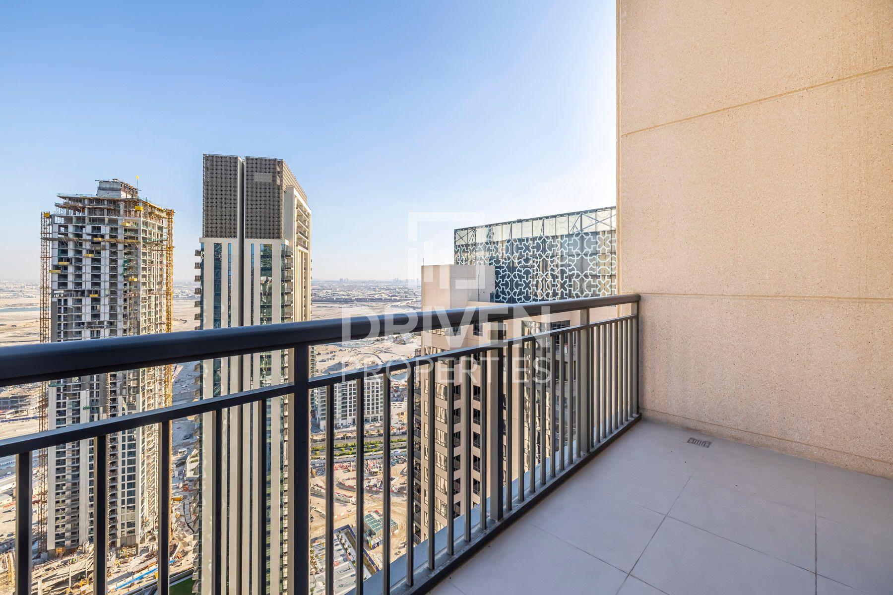 Apartment for Rent in Dubai Creek Residence Tower 1 South - Dubai Creek Harbour