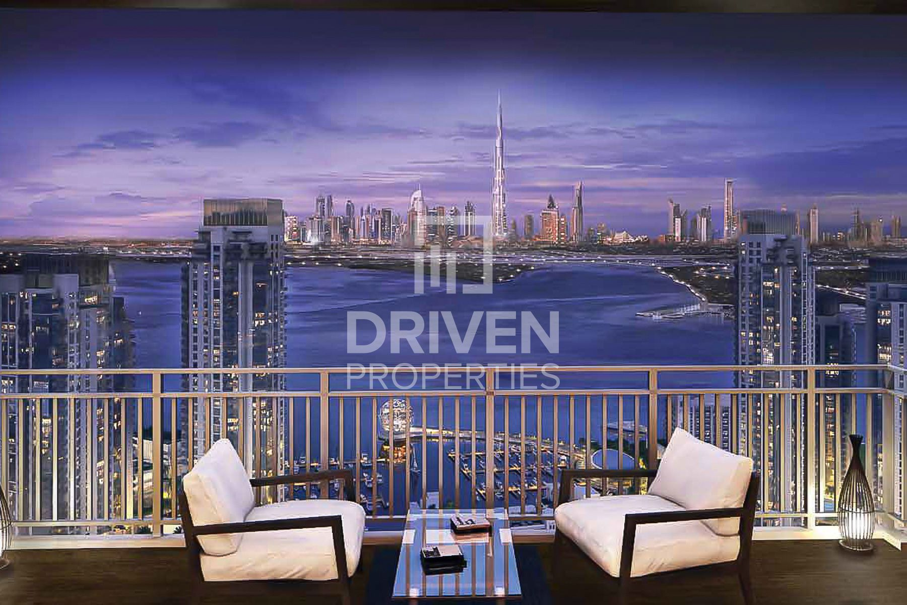 Apartment for Sale in Harbour Views 2 - Dubai Creek Harbour