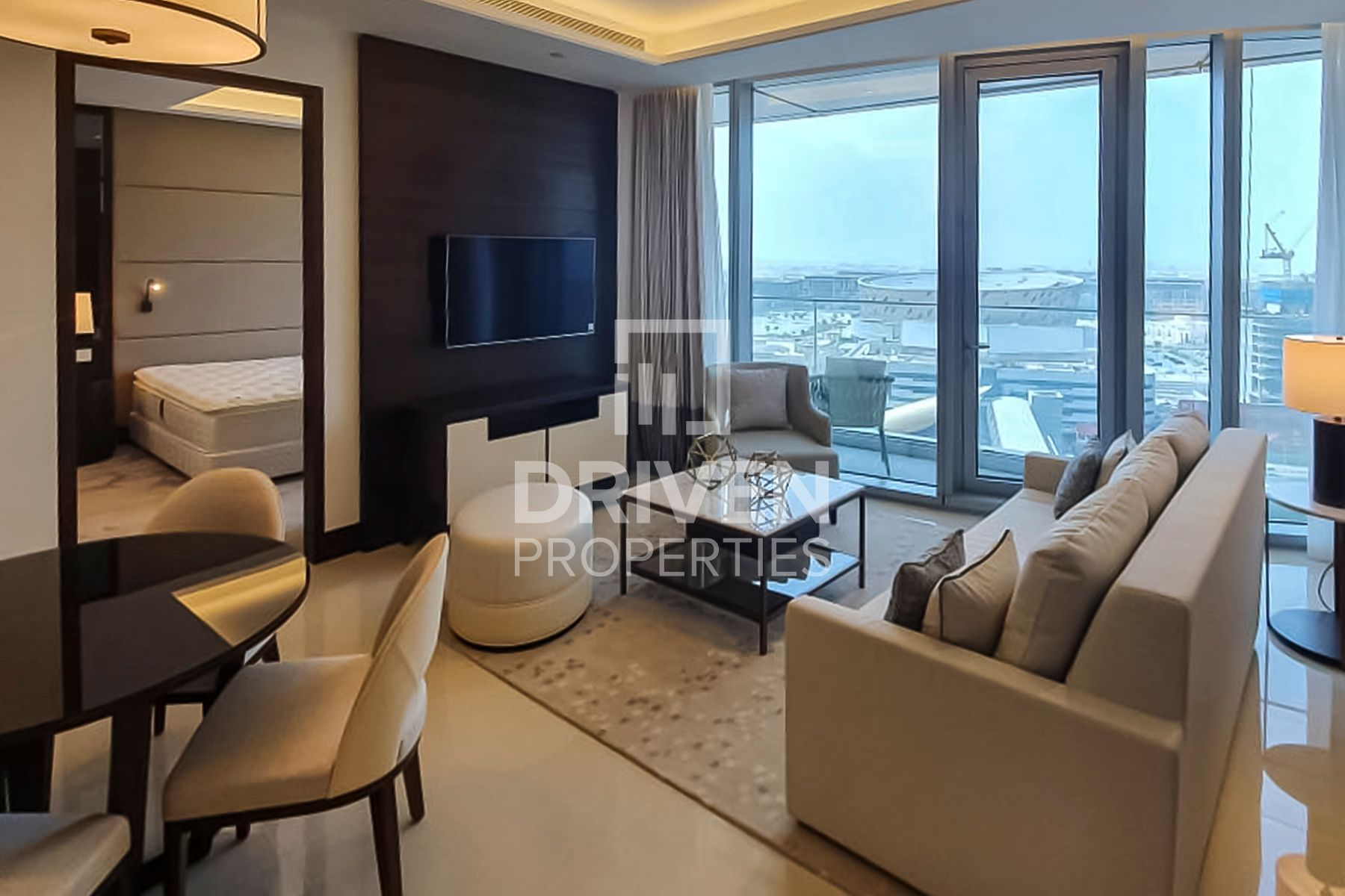 Furnished Apartment w/ Amazing Sea Views