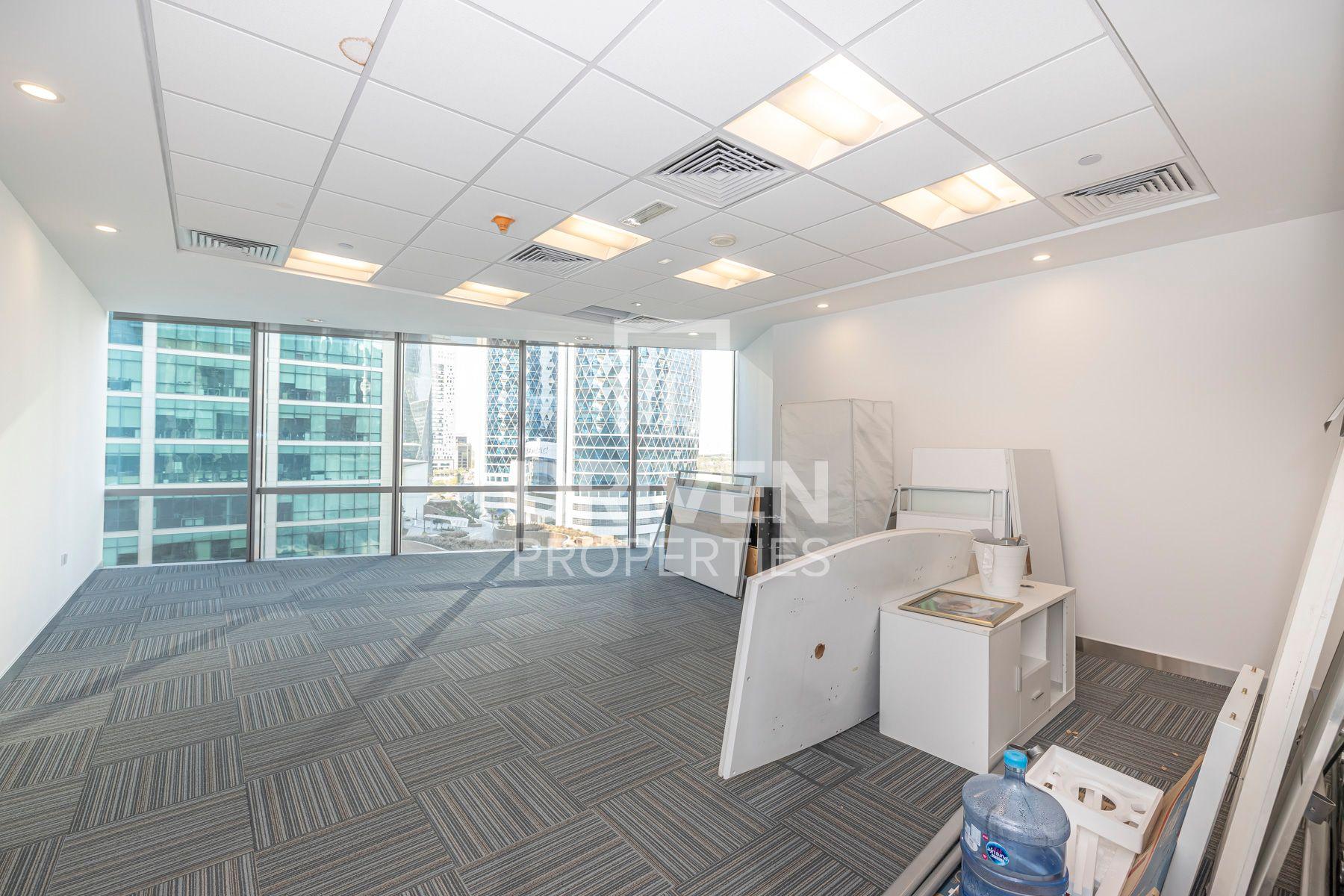 527 قدم مربع  مكتب - للايجار - مركز دبي المالي العالمي