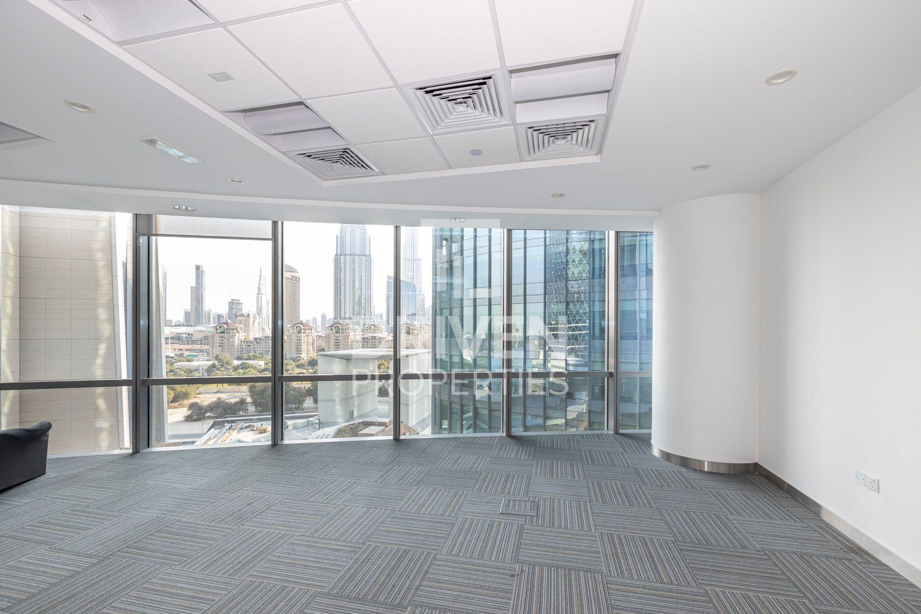 560 قدم مربع  مكتب - للايجار - مركز دبي المالي العالمي