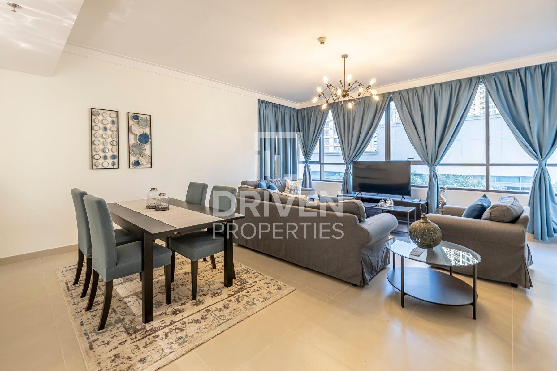 Apartment for Rent in Dubai Creek Residence Tower 2 South - Dubai Creek Harbour