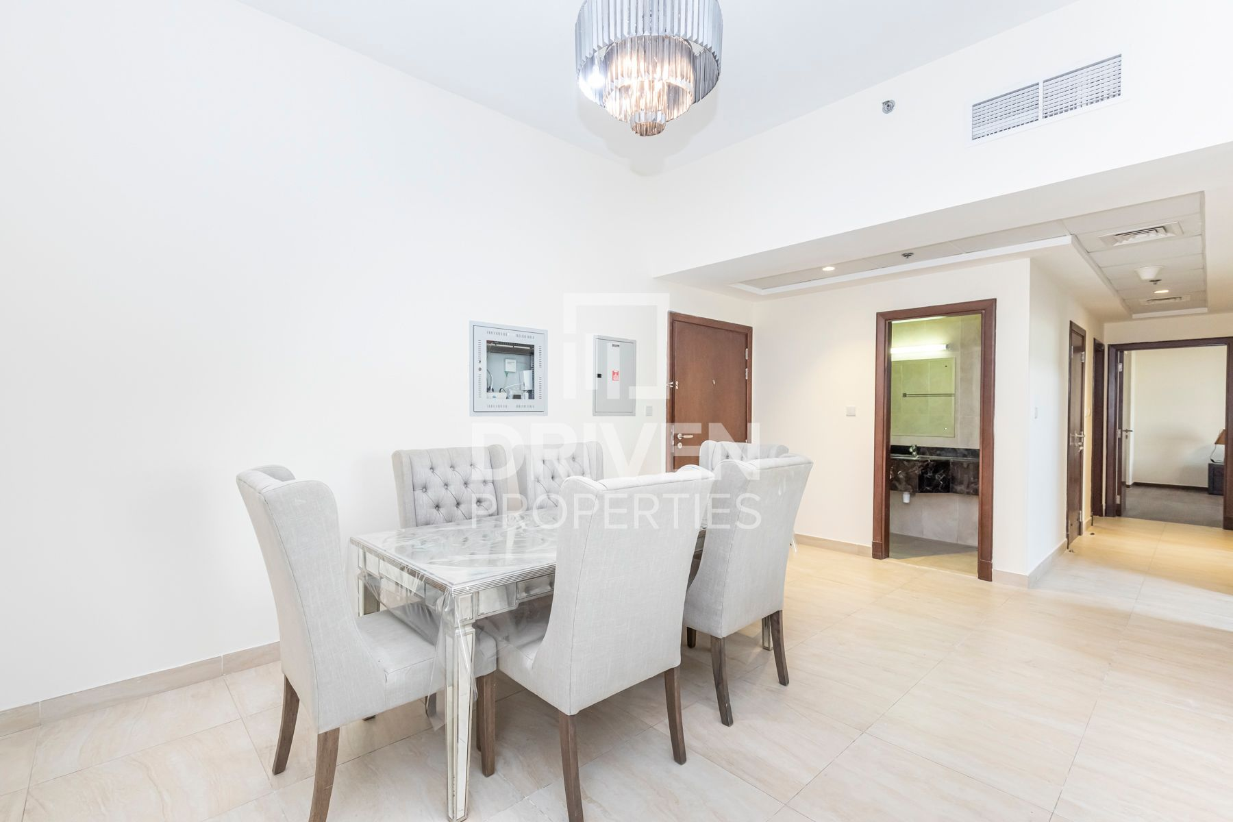 Furnished Apartment | Swimming Pool View