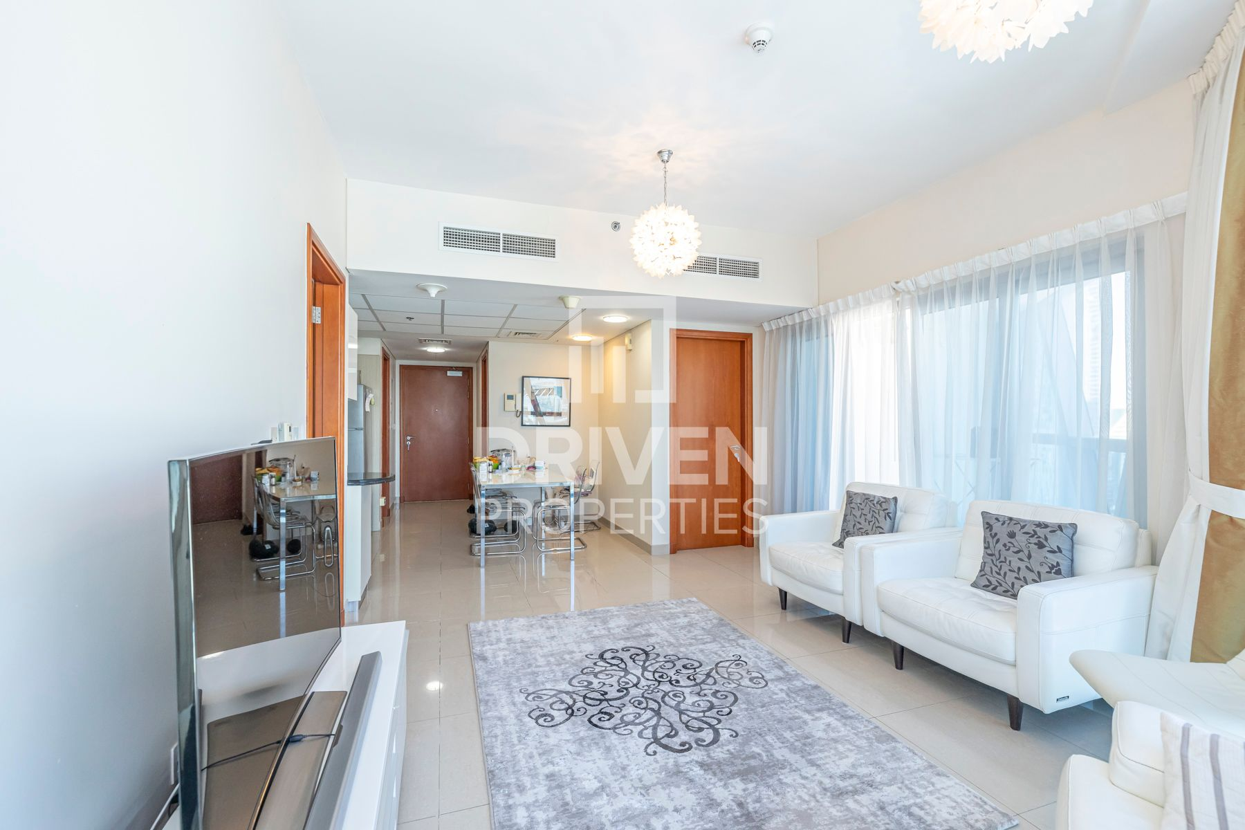 Vacant Furnished Apartment w/ DIFC Views