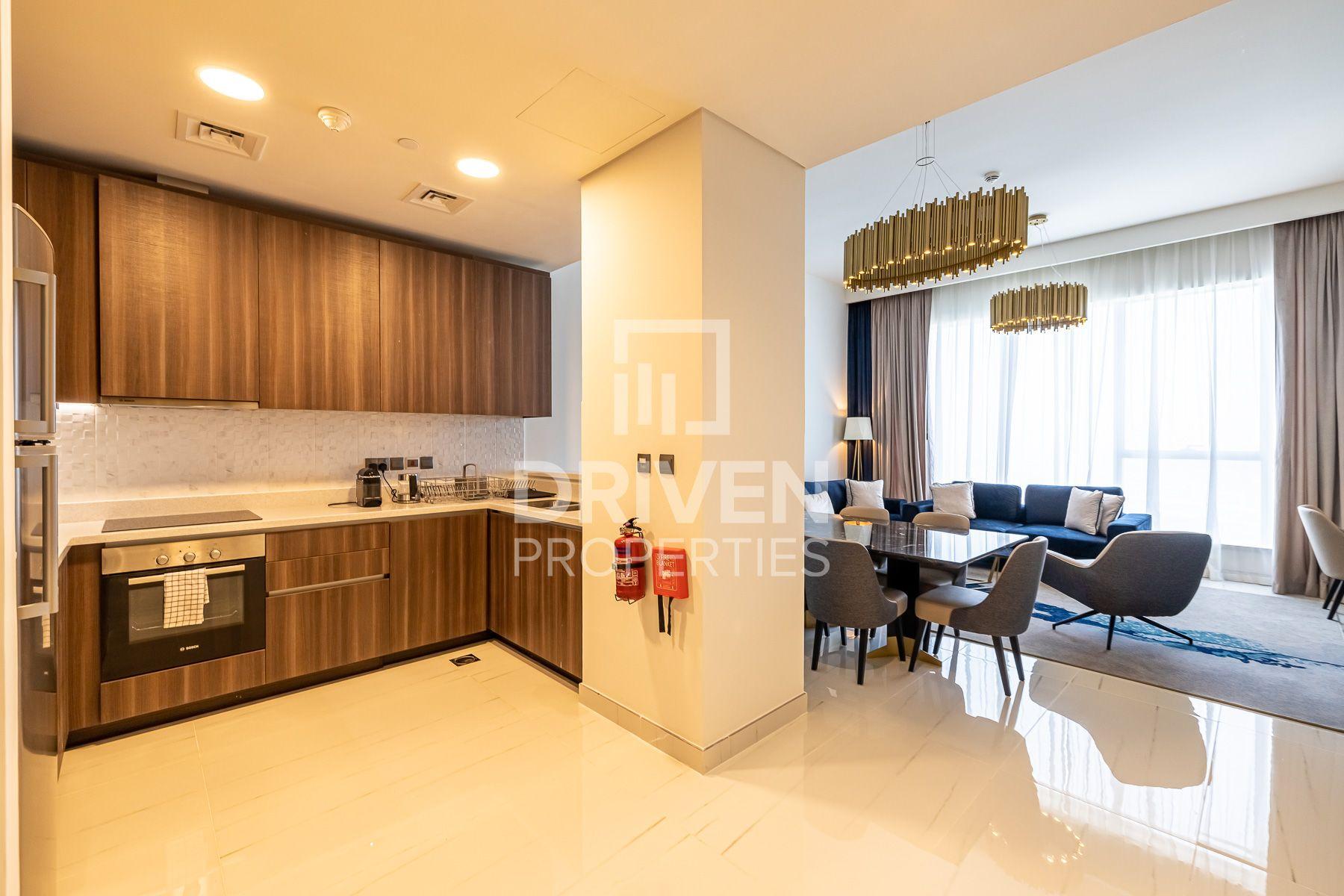 1,536 قدم مربع  شقة - للايجار - مدينة دبي الإعلامية
