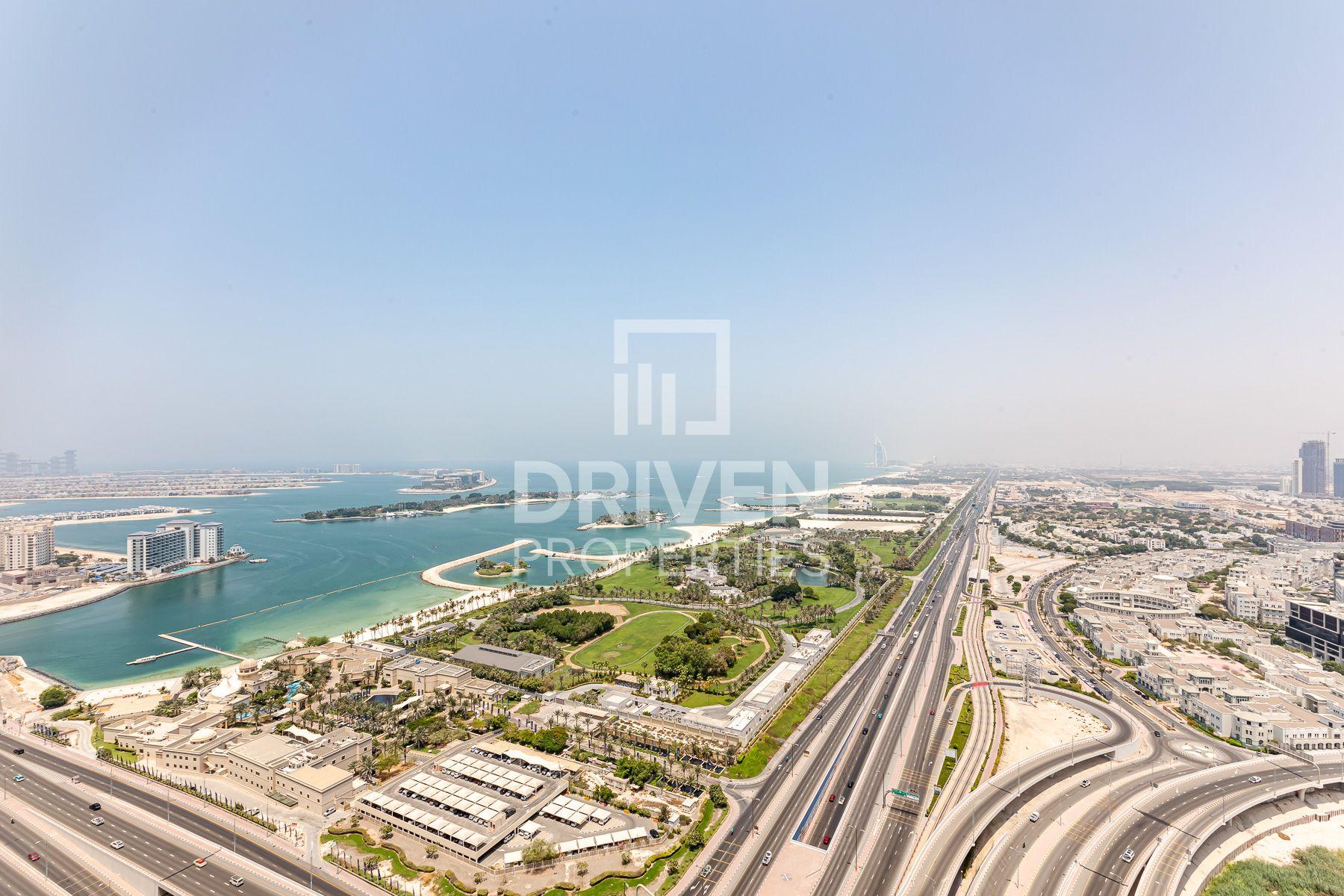 للايجار - شقة - Avani Palm View Hotel & Suites - مدينة دبي الإعلامية