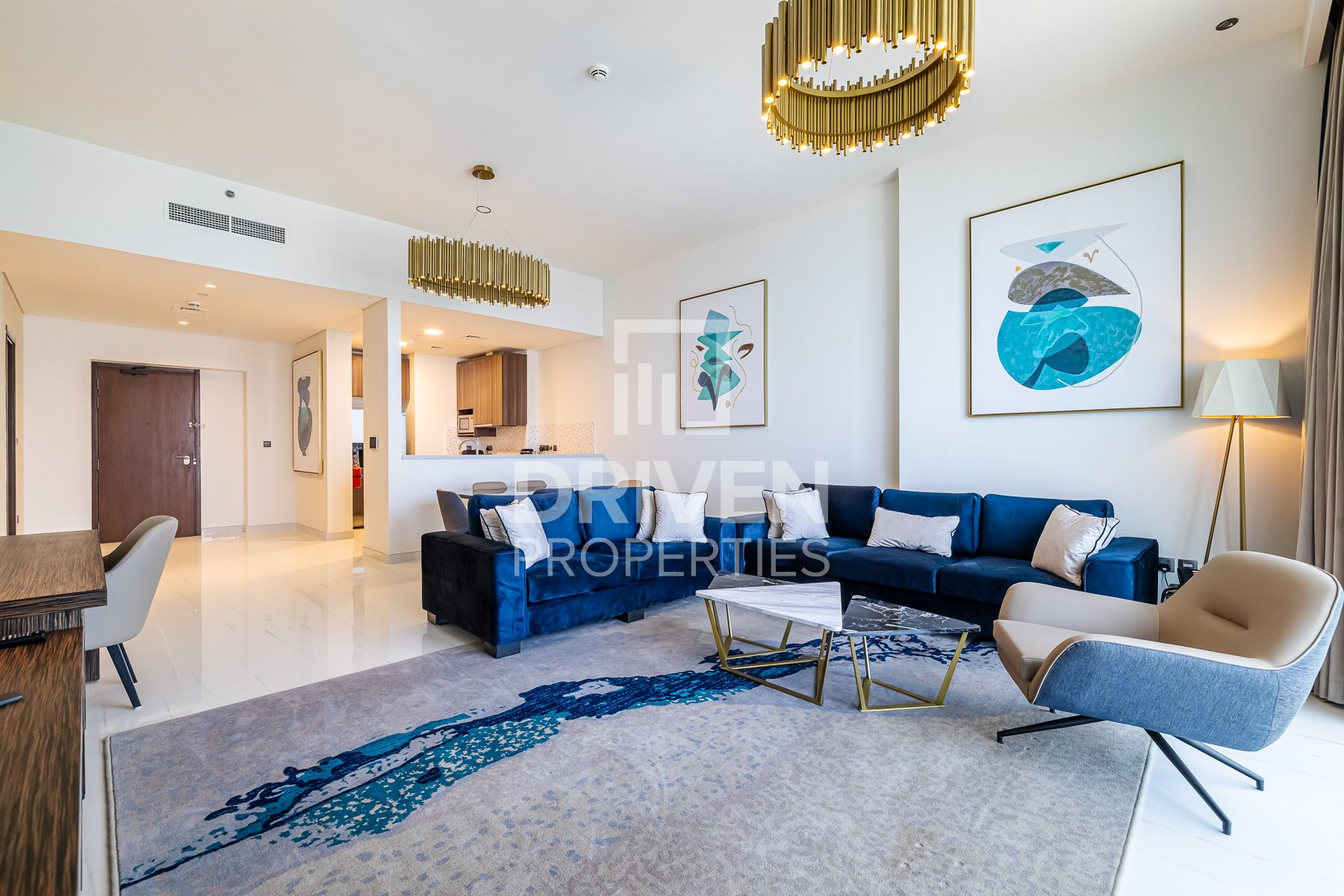 Brand New | Furnished with Stunning View