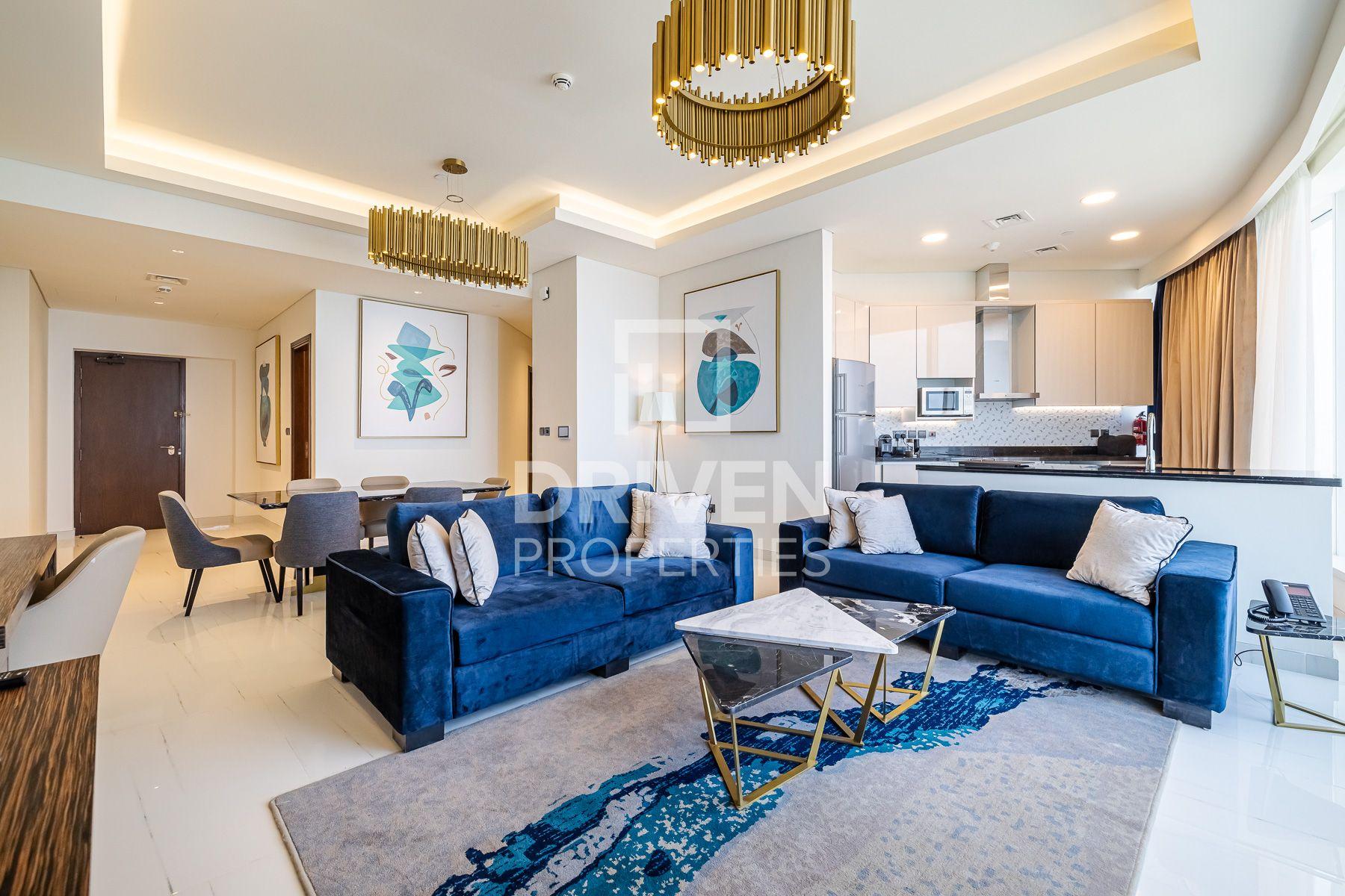 1,579 قدم مربع  شقة - للايجار - مدينة دبي الإعلامية
