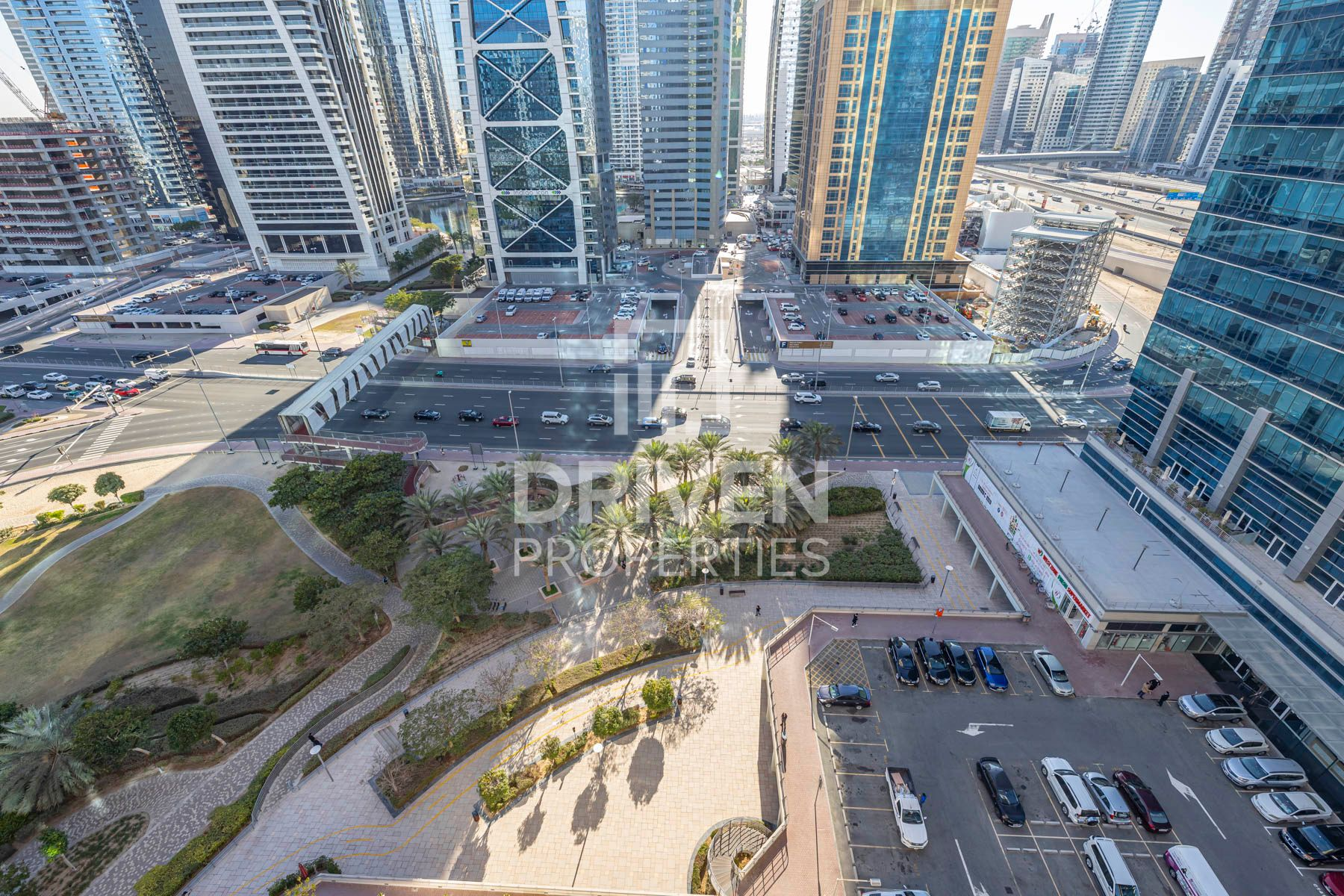 Apartment for Rent in O2 Residence - Jumeirah Lake Towers