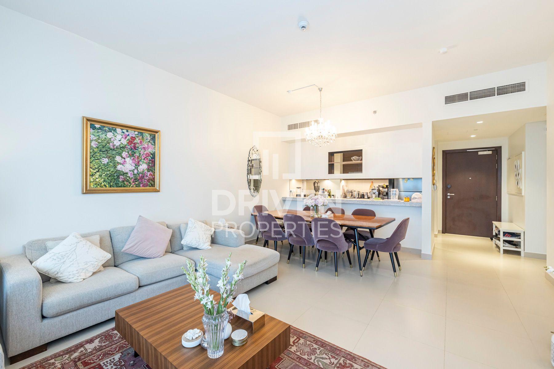 1,318 قدم مربع  شقة - للبيع - دبي هيلز استيت