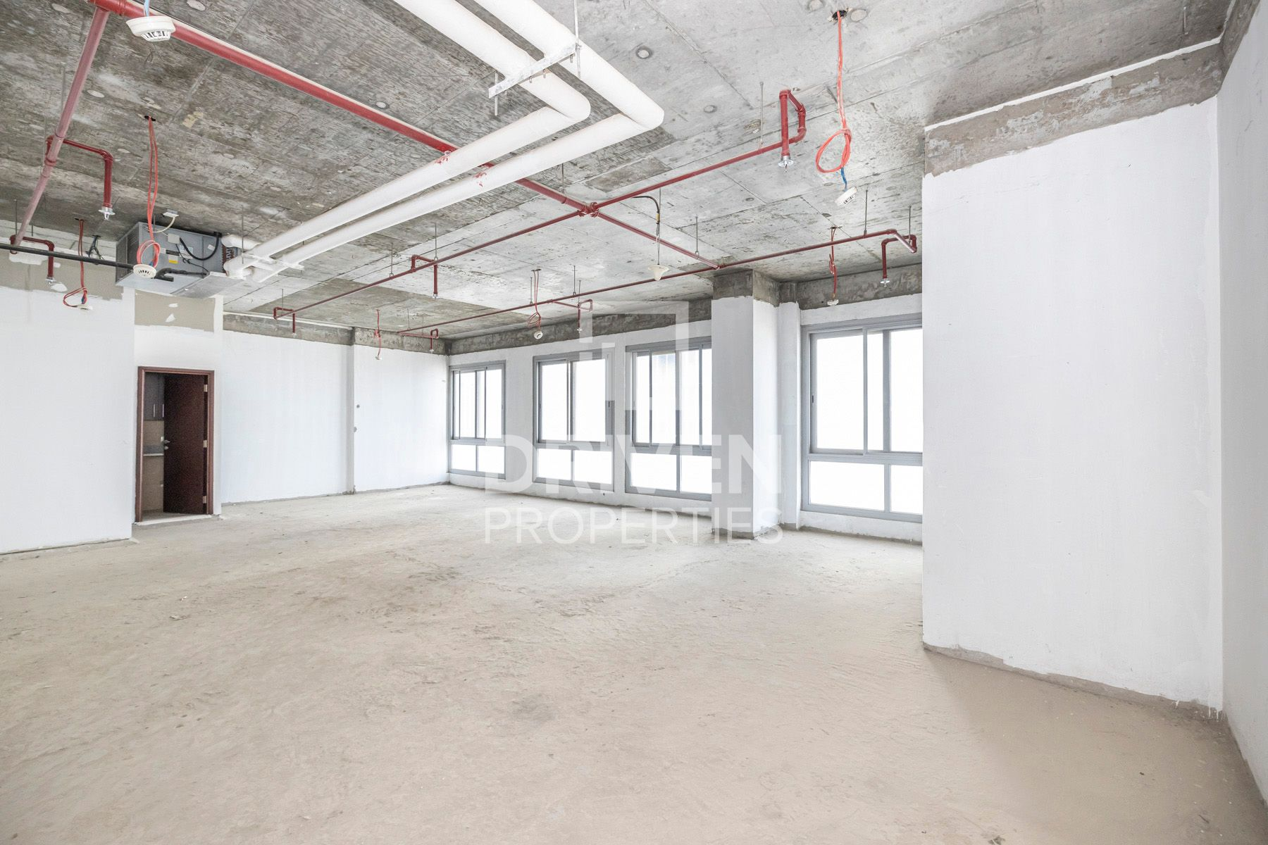 High Floor Level | Shell and Core Office