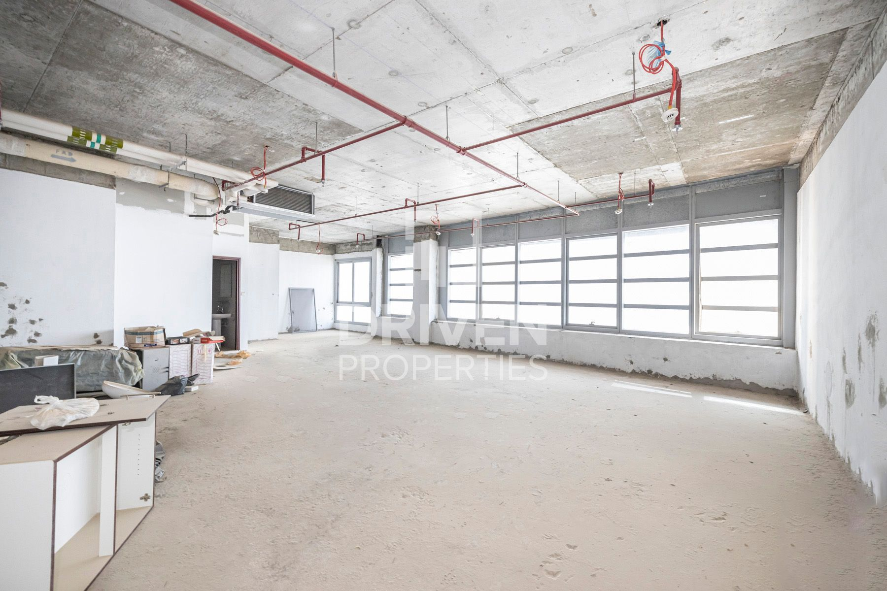Shell & Core Office | Excellent Location