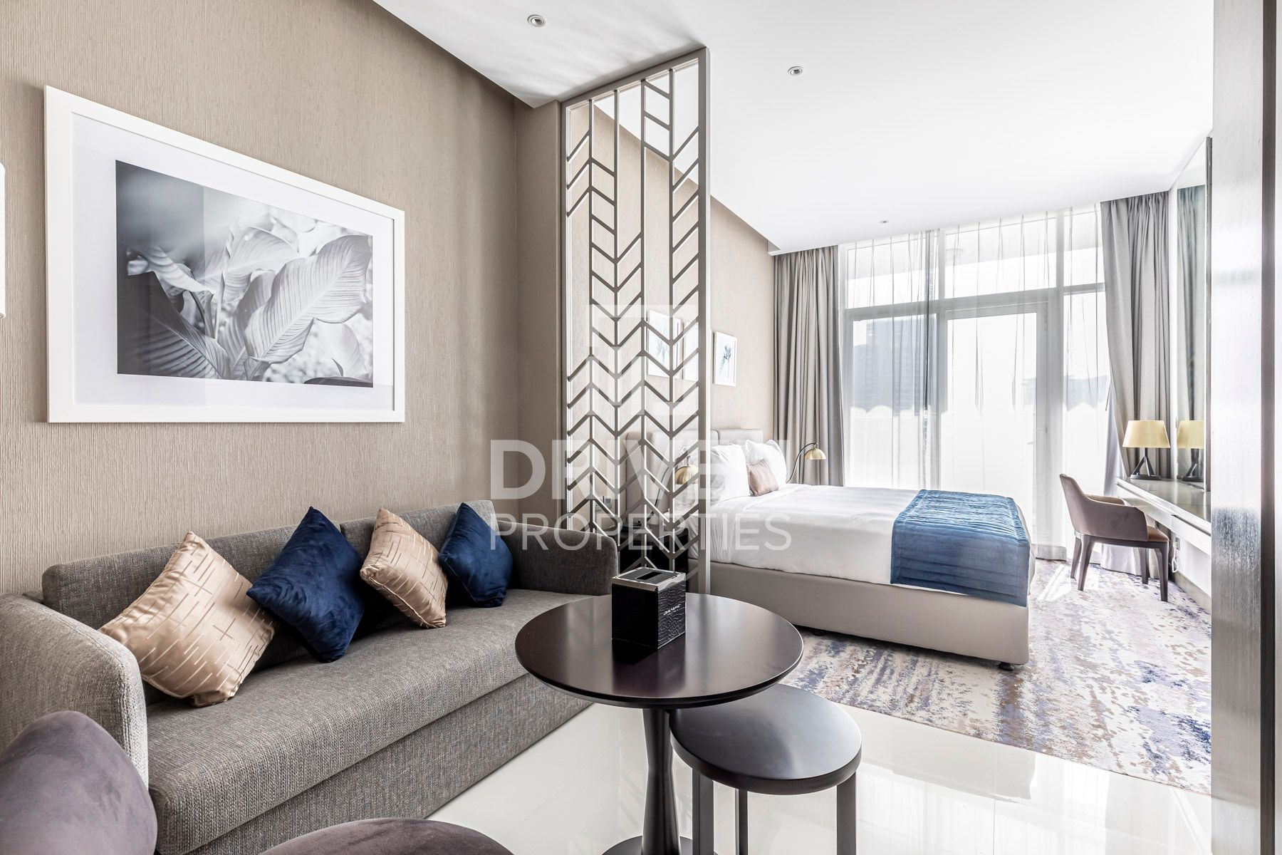Brand New and Fully Furnished Studio Apt