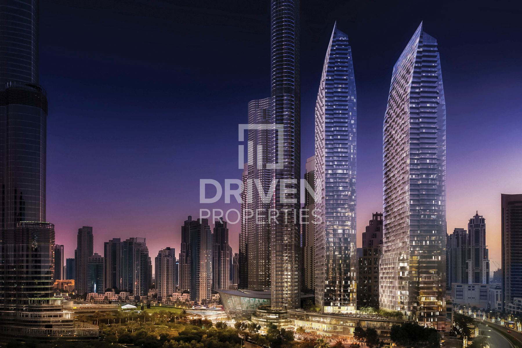 Hotel apartment for Sale in The Address Residences Dubai Opera - Downtown Dubai