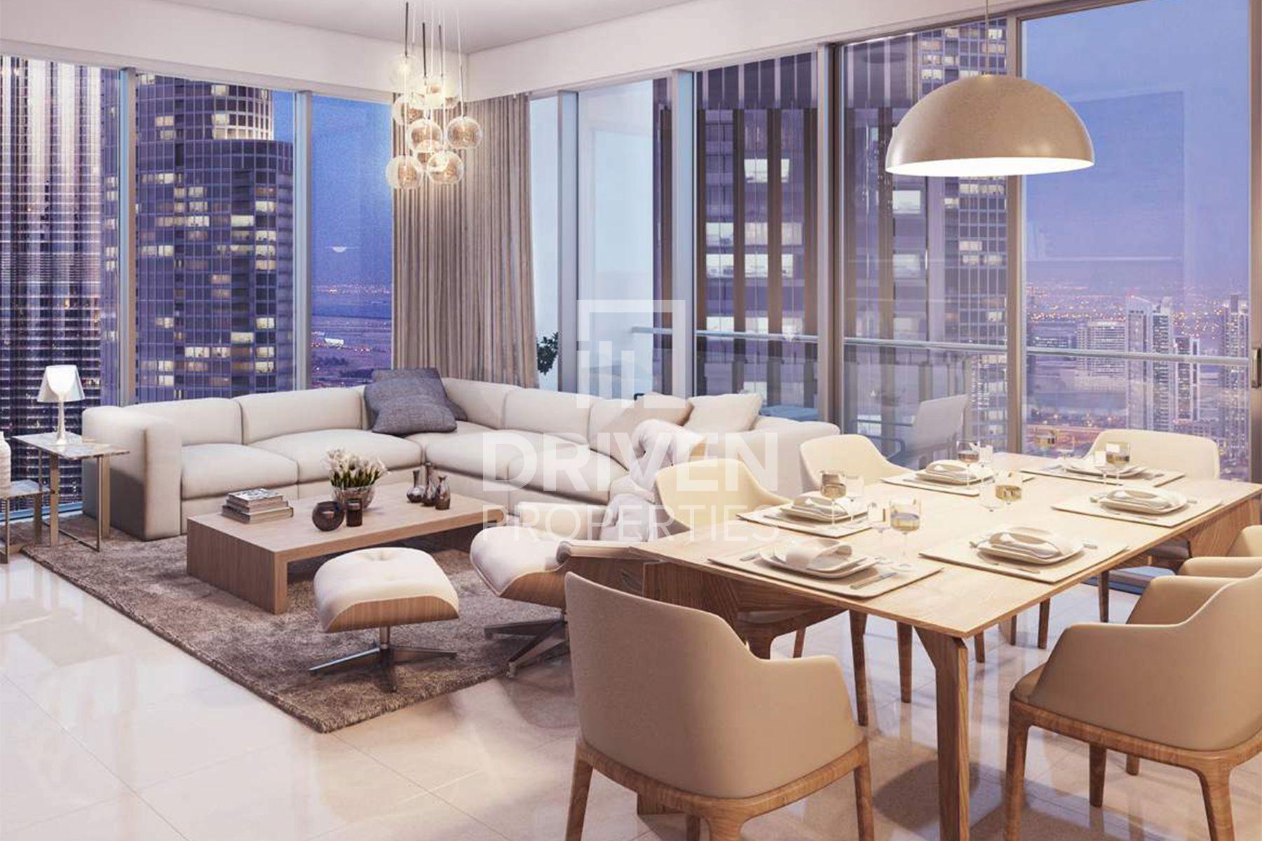 Furnished | High Floor | Boulevard Views