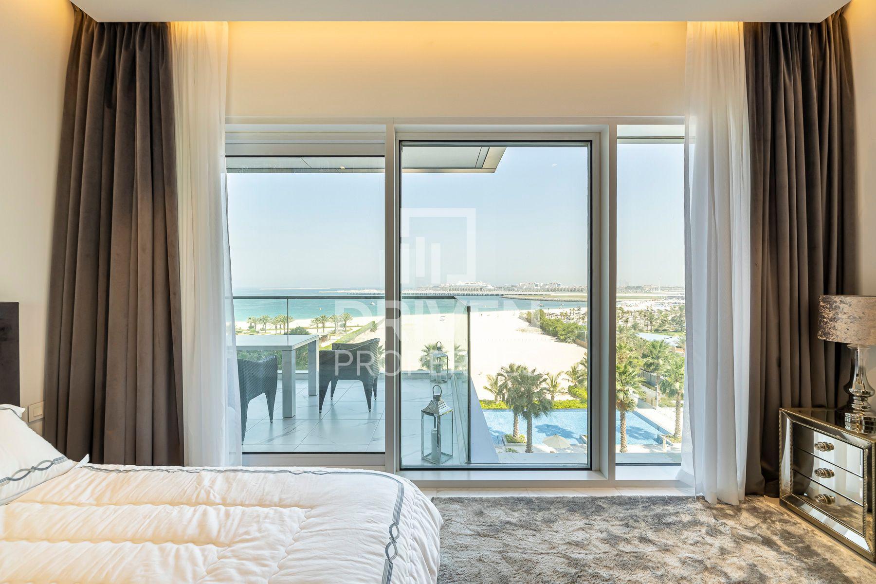 1,919 قدم مربع  شقة - للبيع - مساكن شاطئ الجميرا