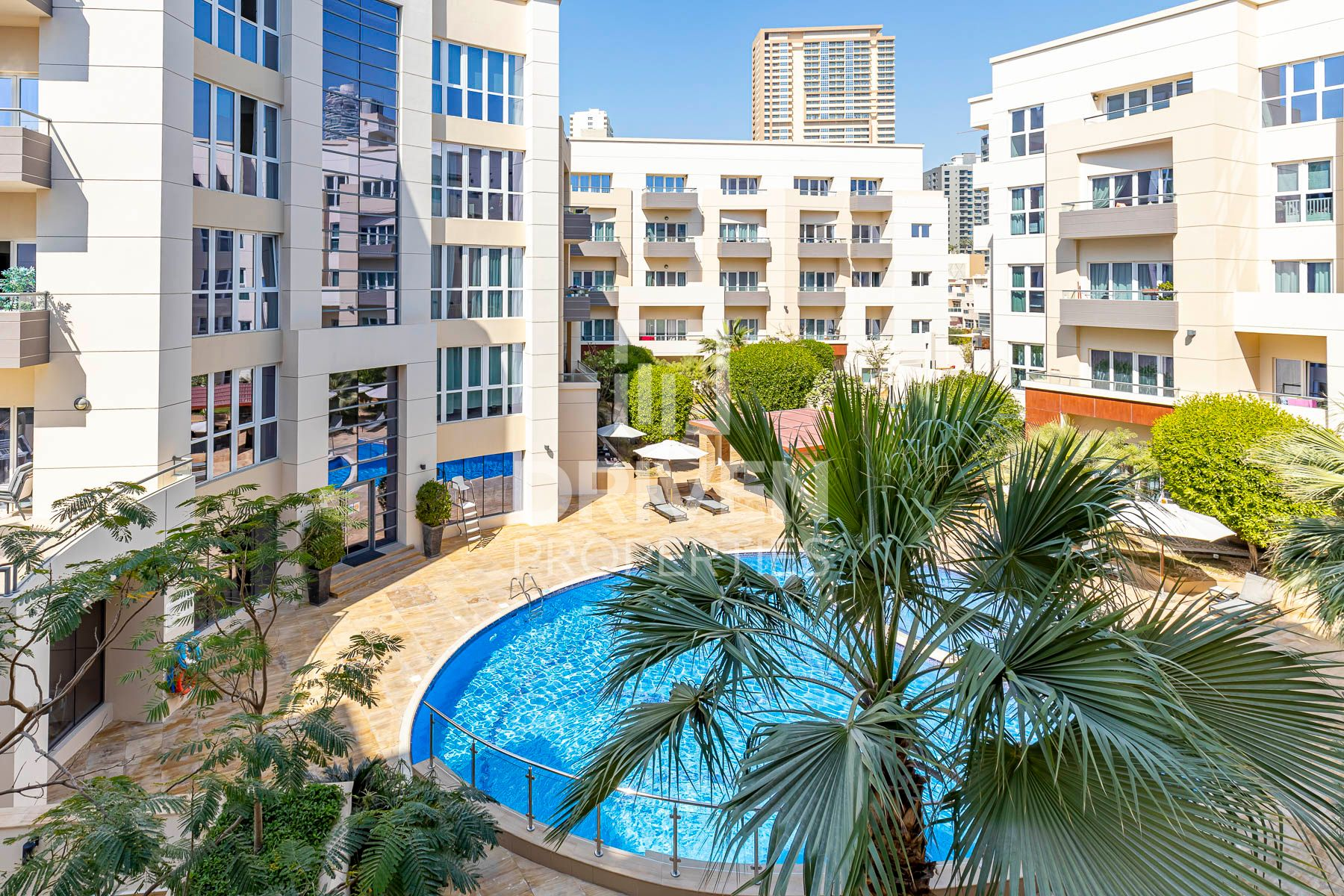 Apartment for Rent in Sandoval Gardens - Jumeirah Village Circle
