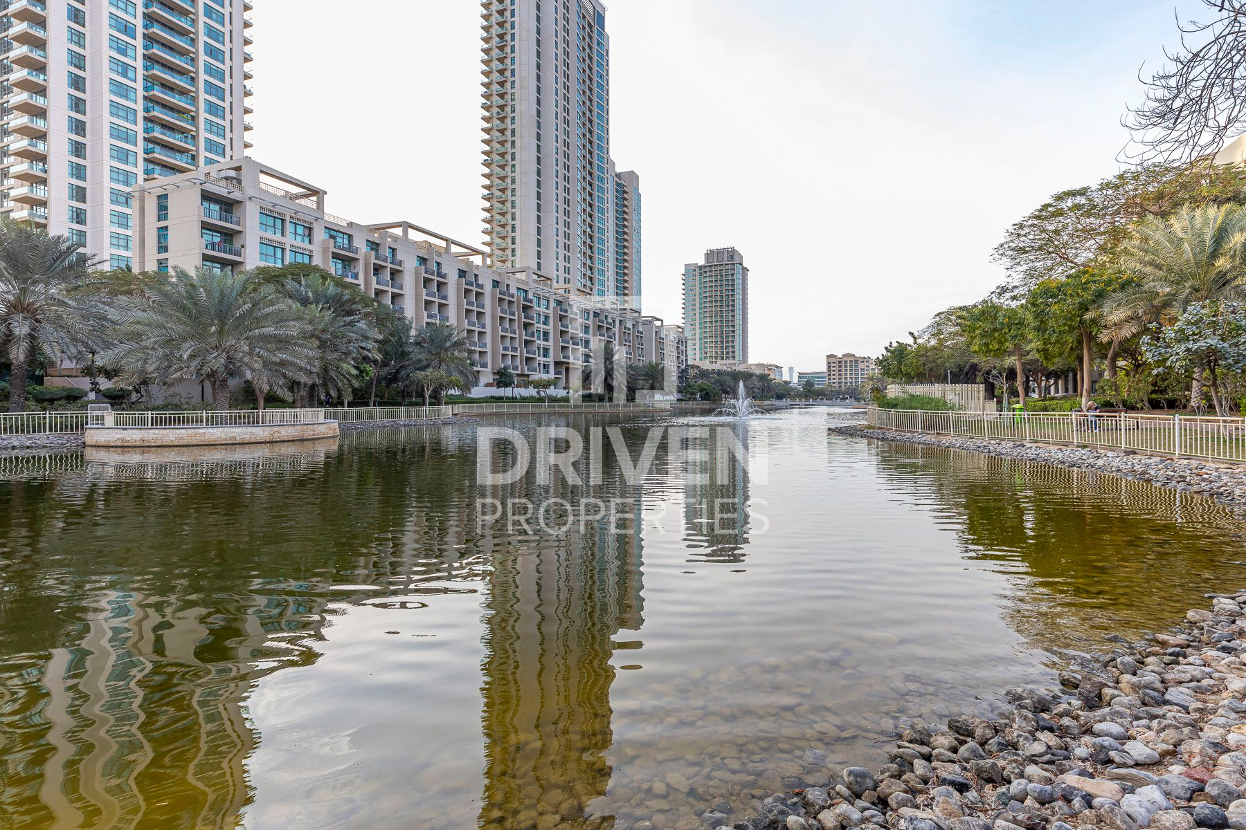 Apartment for Rent in Travo Tower A - The Views
