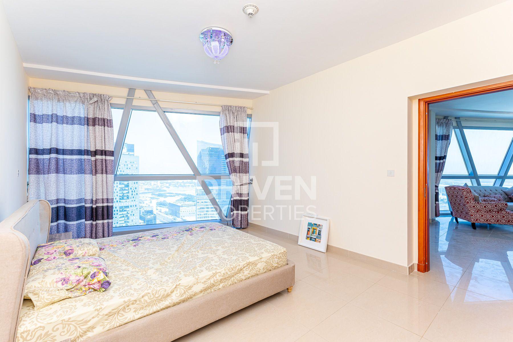 1,400 قدم مربع  شقة - للايجار - مركز دبي المالي العالمي