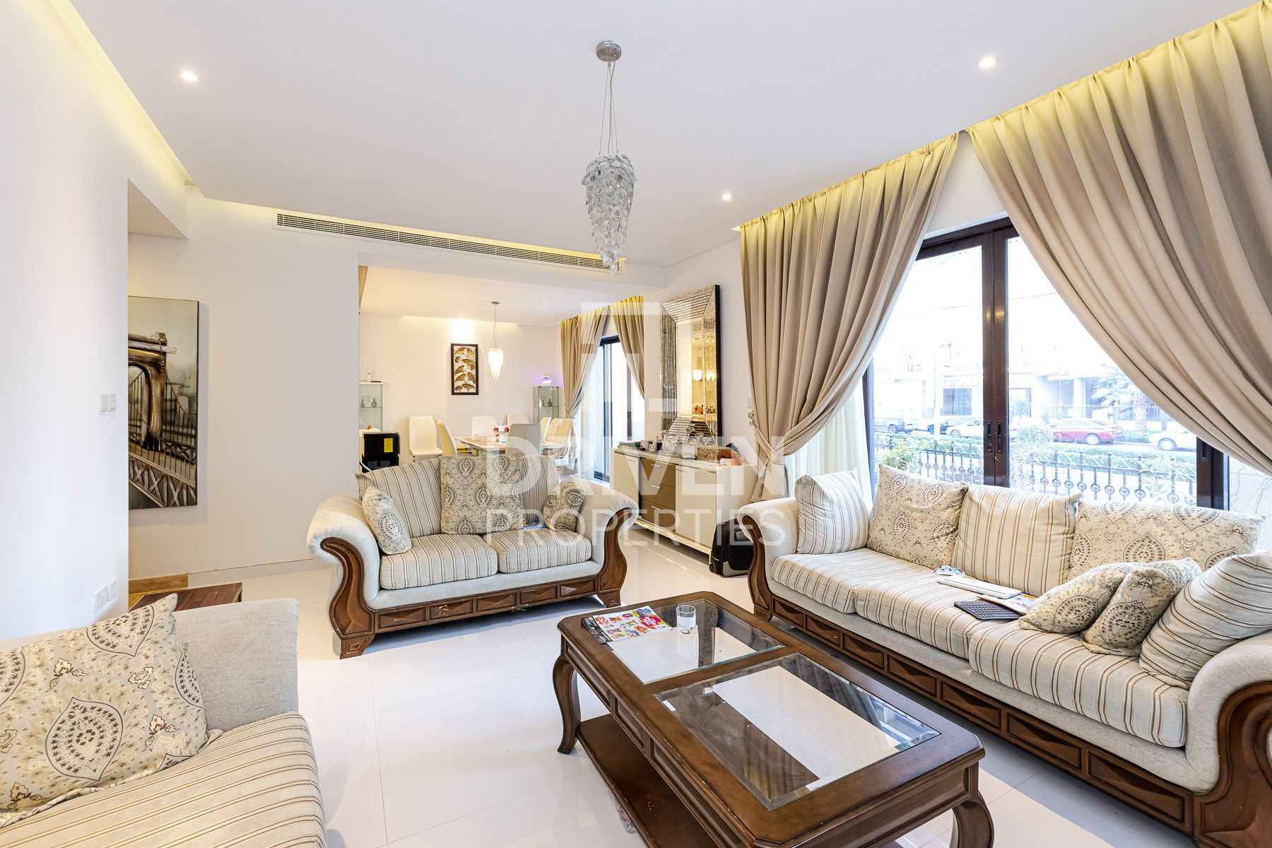 Fully Furnished & Luxurious Living Style