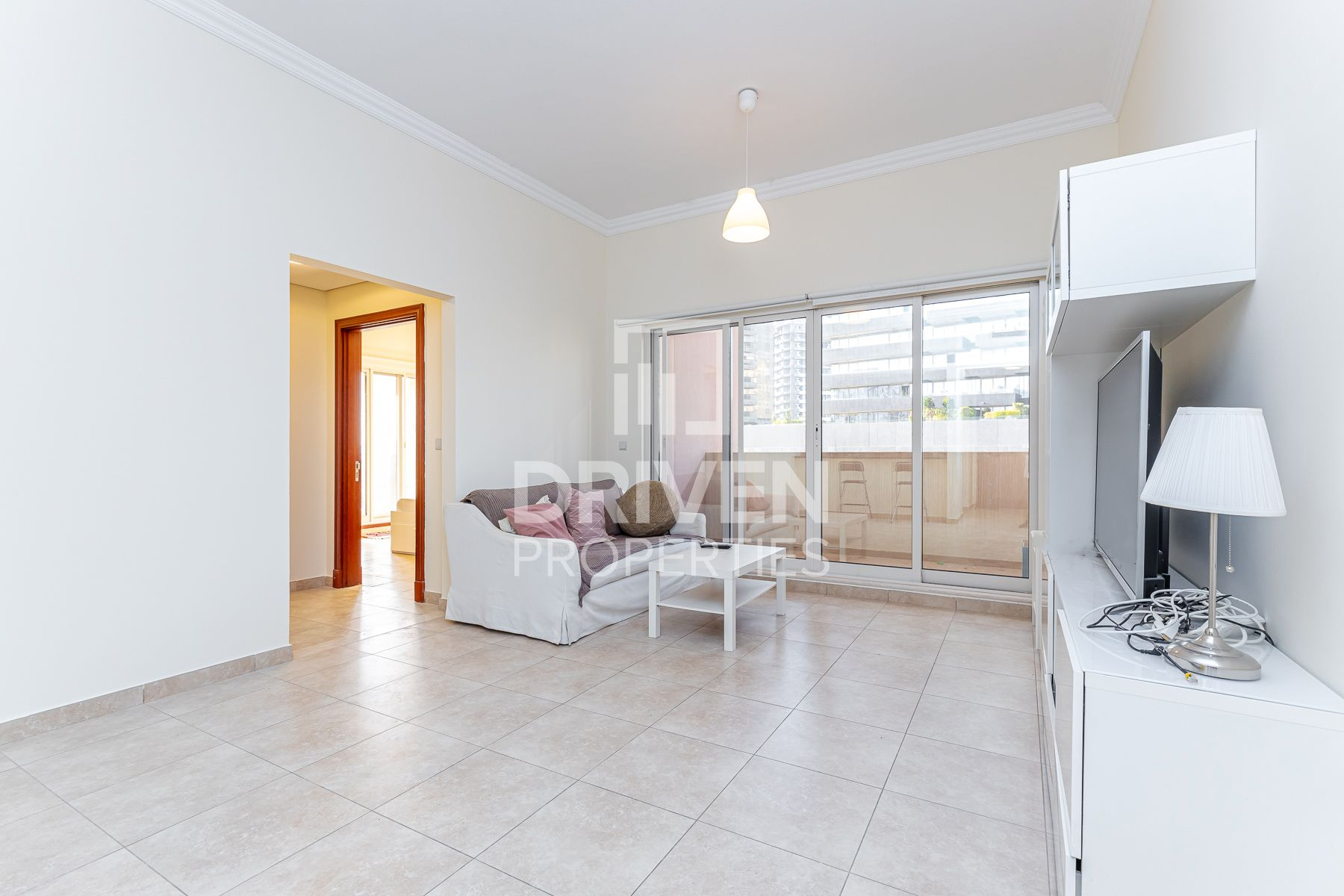 Apartment for Rent in Venetian - Dubai Sports City