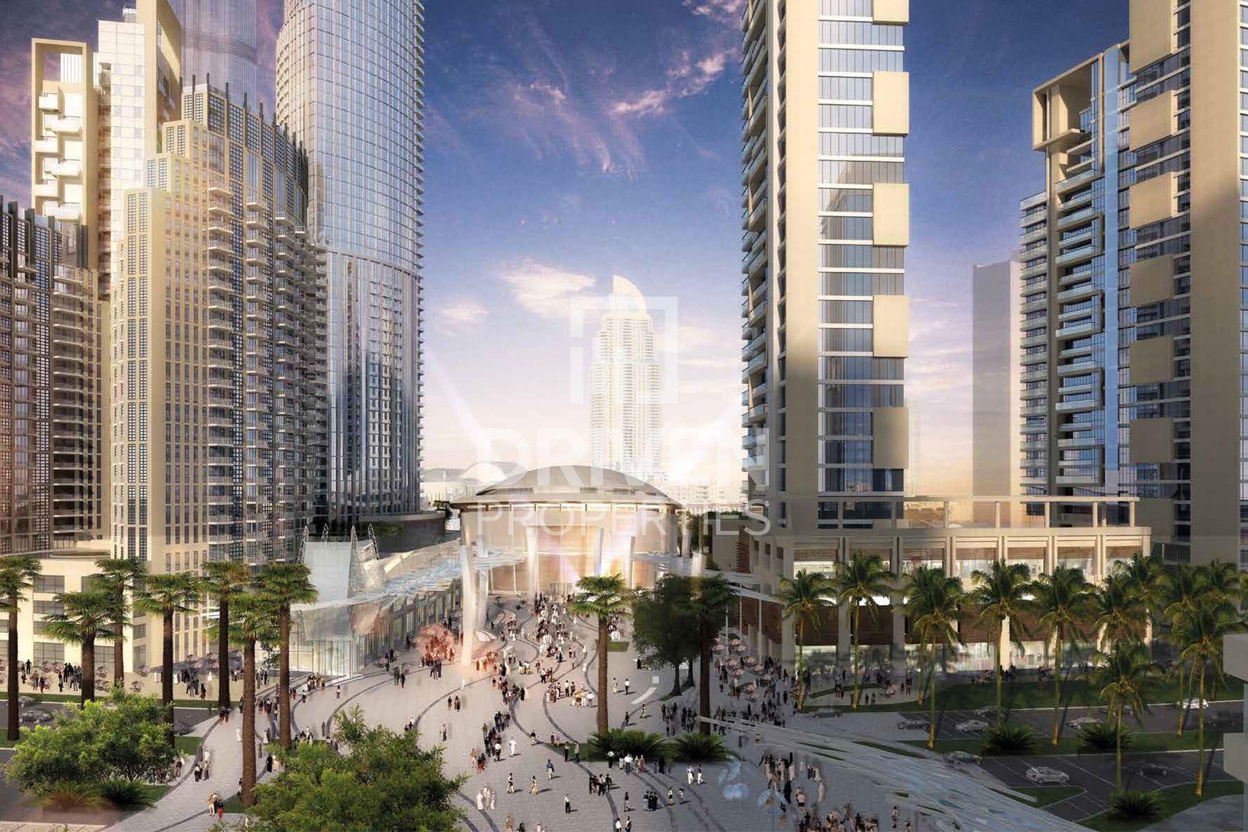 Apartment for Sale in Grande - Downtown Dubai