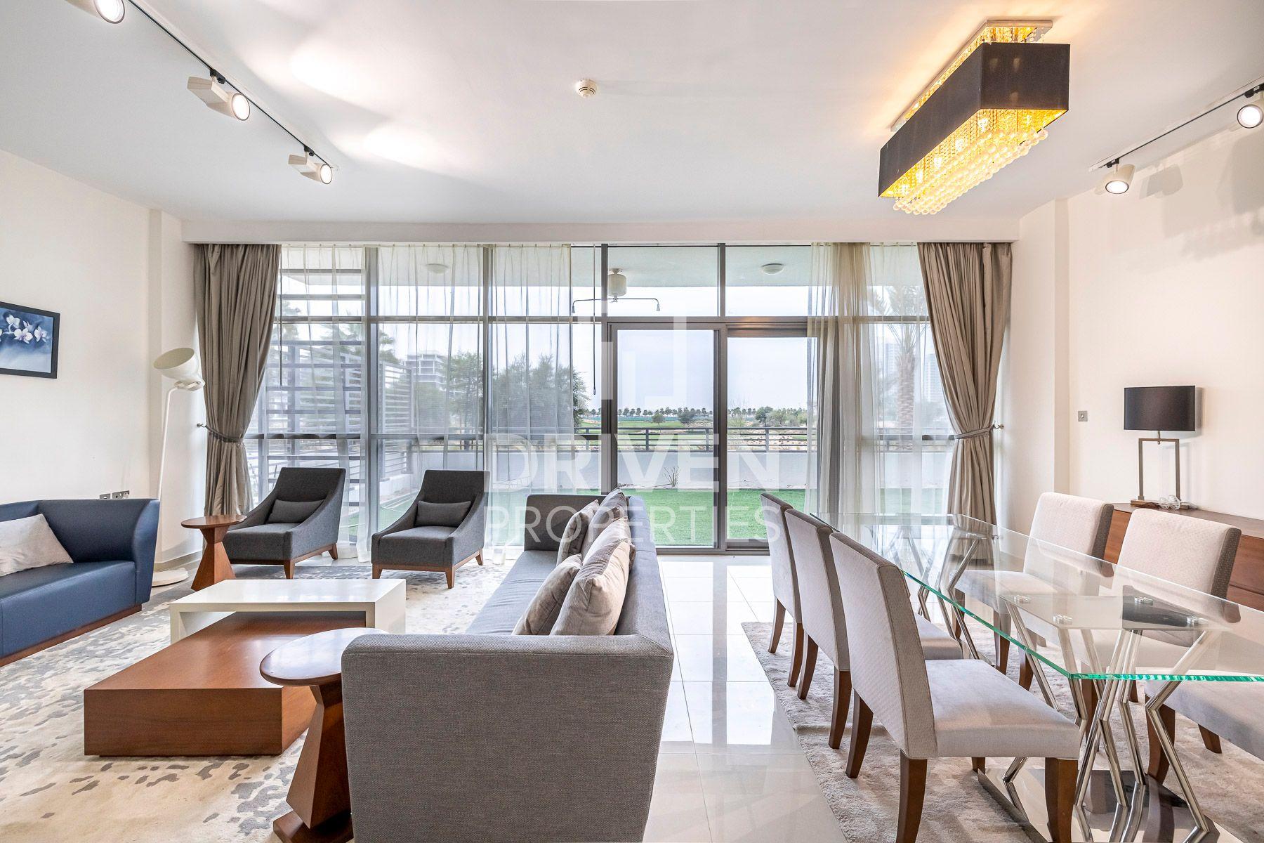 Apartment for Rent in Golf Veduta Hotel Apartments - DAMAC Hills Akoya by DAMAC
