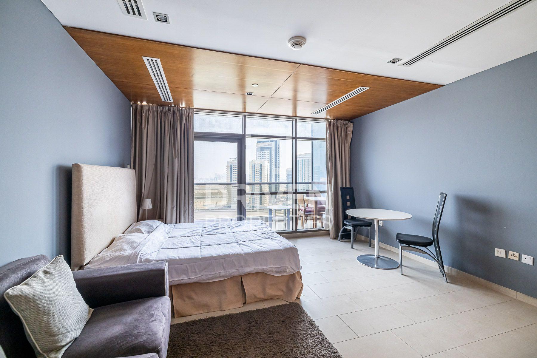 399 قدم مربع  ستوديو - للايجار - مدينة دبي الرياضية