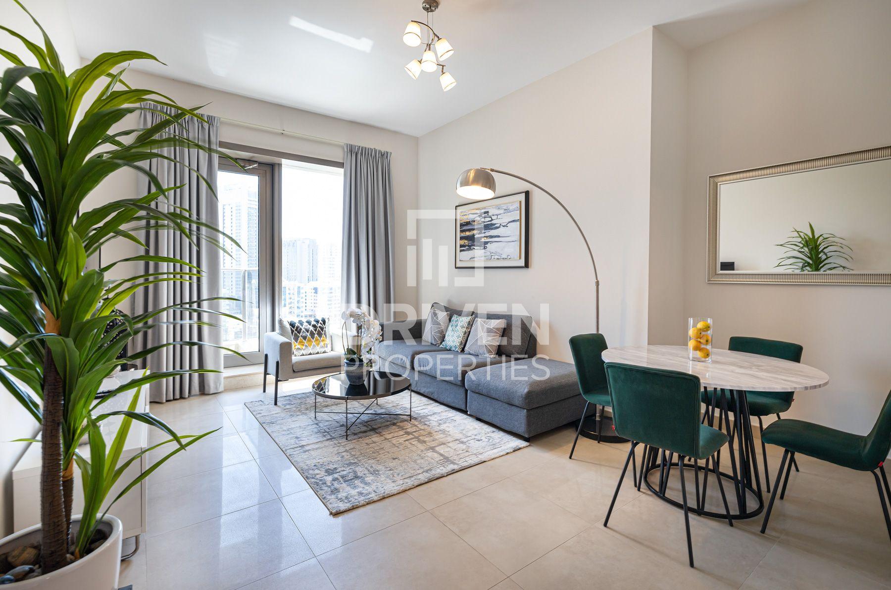 864 قدم مربع  شقة - للايجار - دبي مارينا