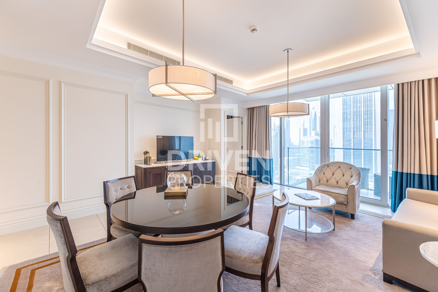 Luxurious | Fully Furnished | High Floor