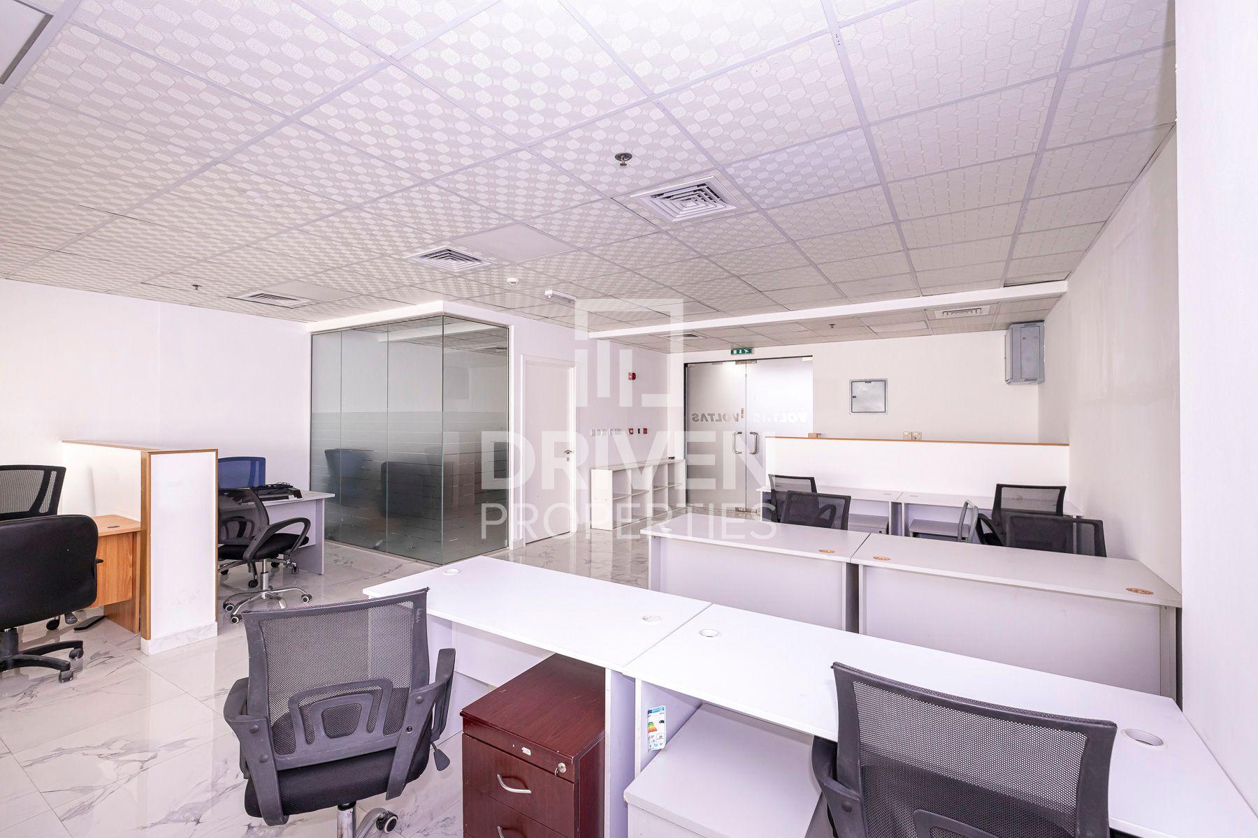 1,428 قدم مربع  مكتب - للايجار - مجمع دبي للإستثمار
