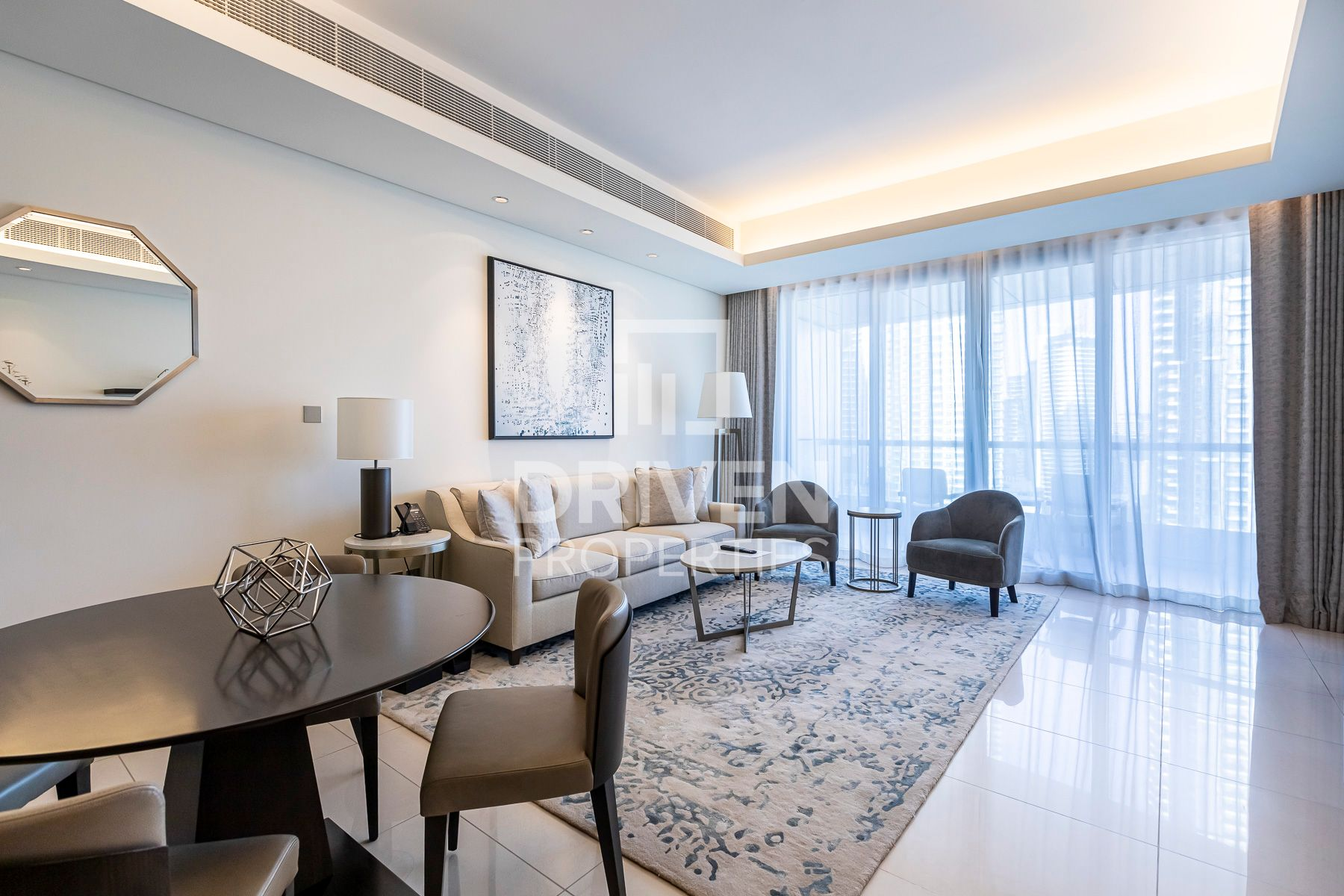 Apartment for Rent in The Address Downtown Hotel - Downtown Dubai