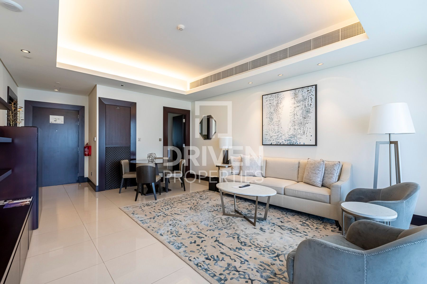Furnished Serviced Apartment | Mid Floor
