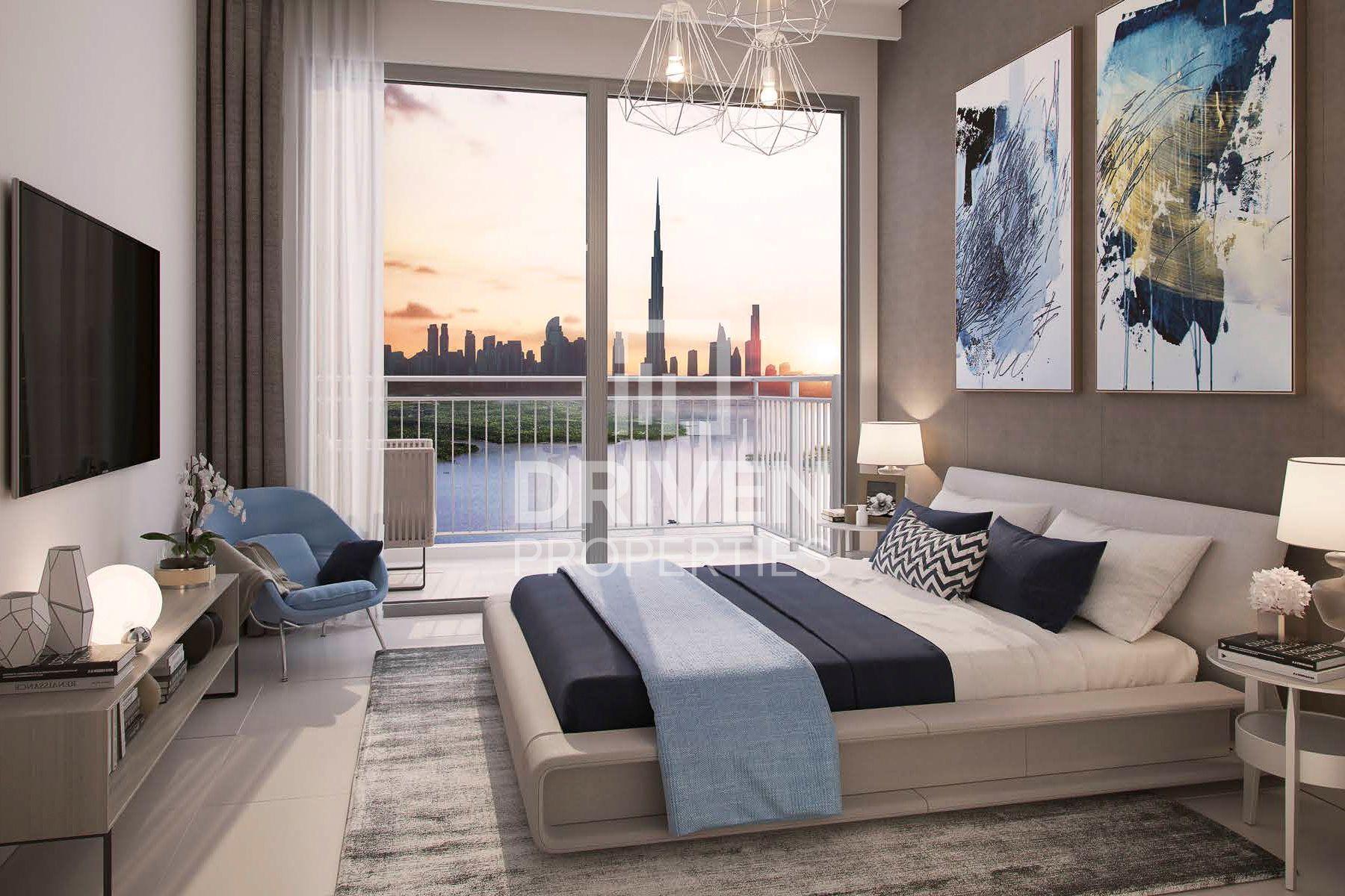 Apartment for Sale in 17 Icon Bay - Dubai Creek Harbour
