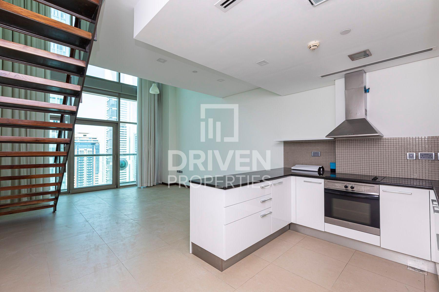 974 قدم مربع  شقة - للايجار - مركز دبي المالي العالمي
