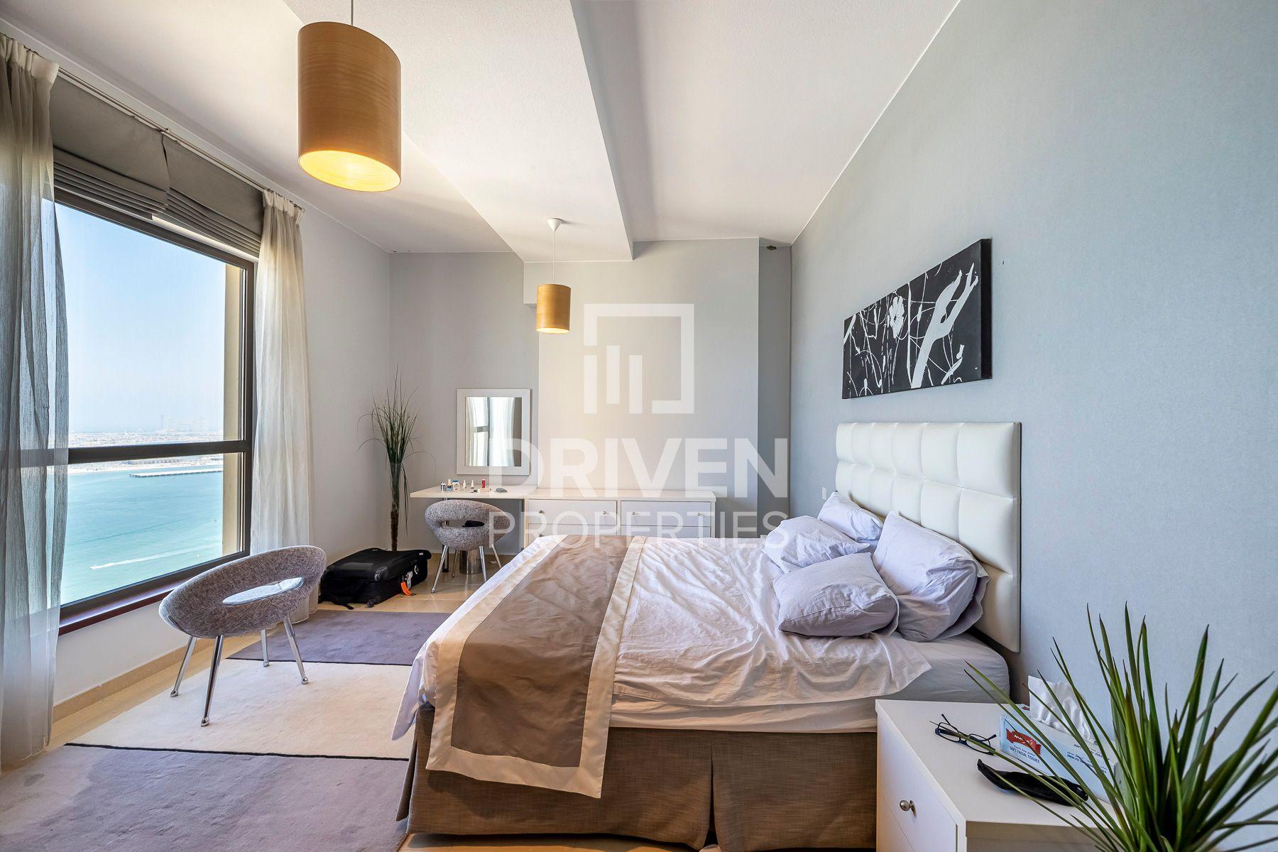 1,274 قدم مربع  شقة - للايجار - مساكن شاطئ الجميرا