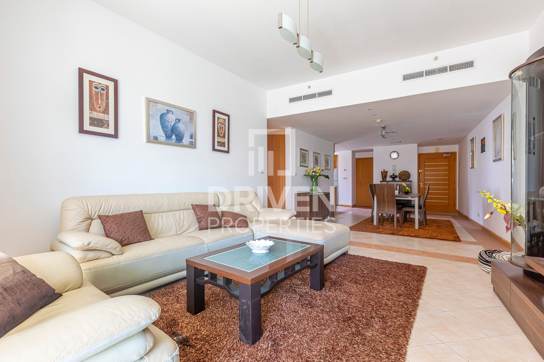Lovely Apt with Maids Room | Marina View