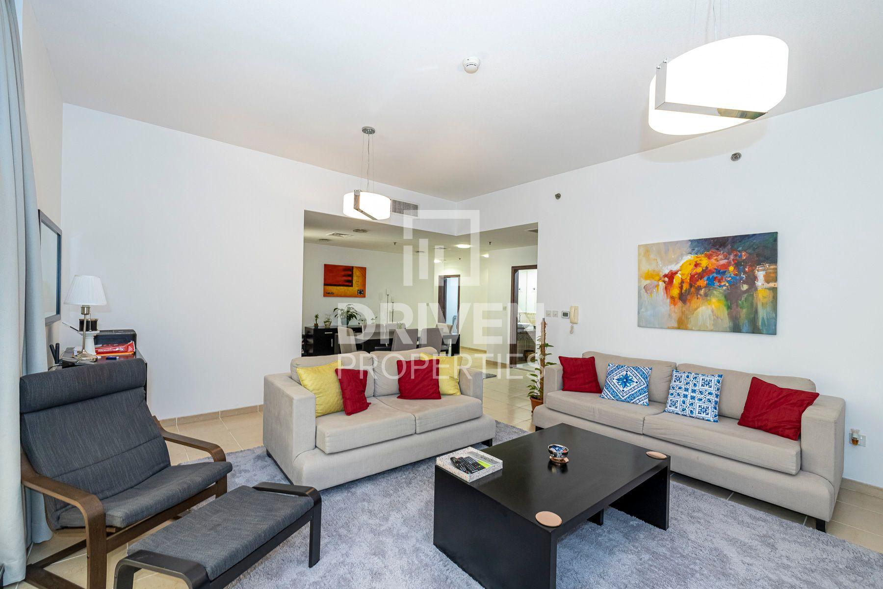 1,884 قدم مربع  شقة - للايجار - مساكن شاطئ الجميرا
