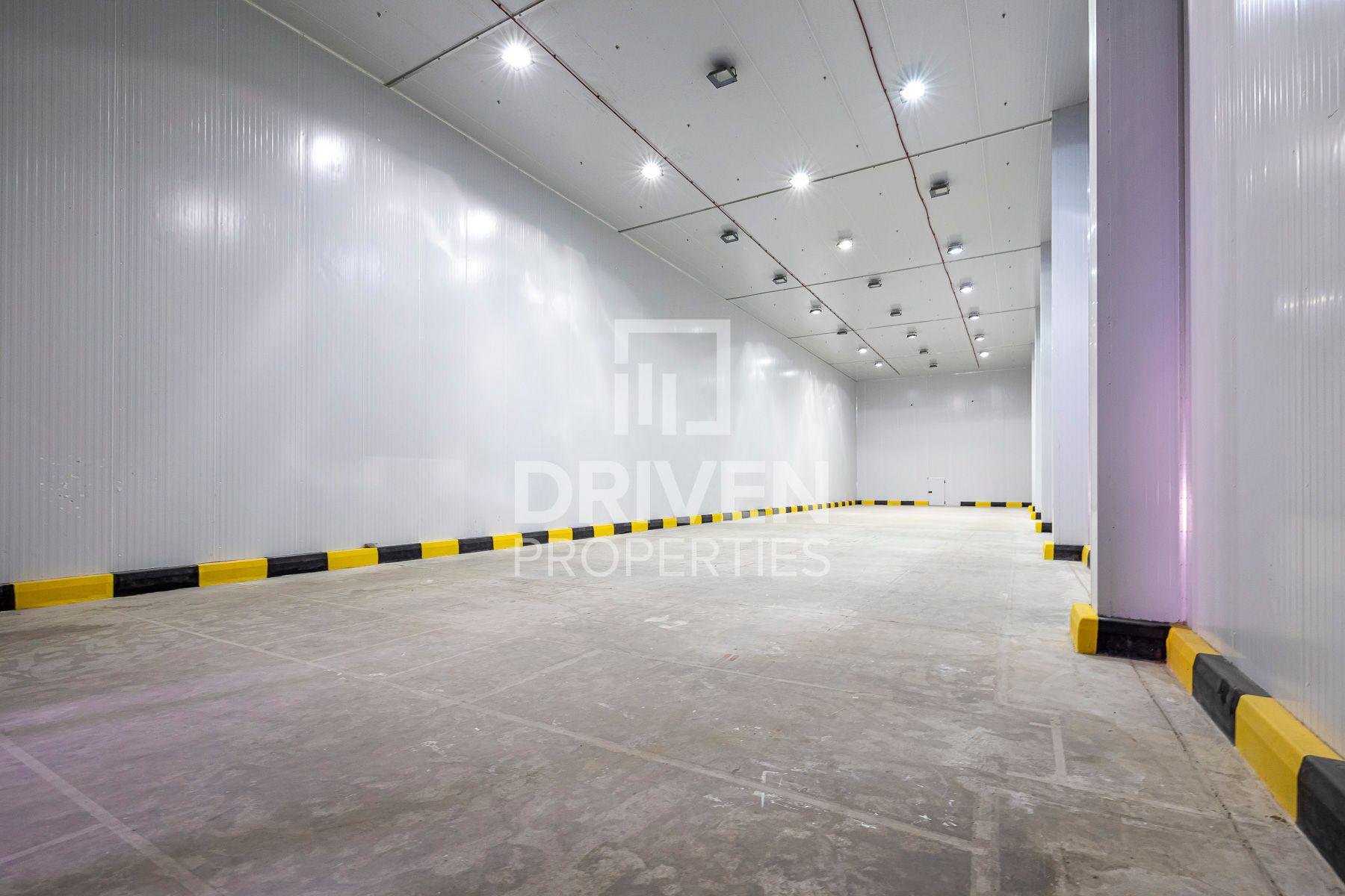 للايجار - مستودع - منطقة الأغذية والمشروبات - حديقة دبي الصناعية